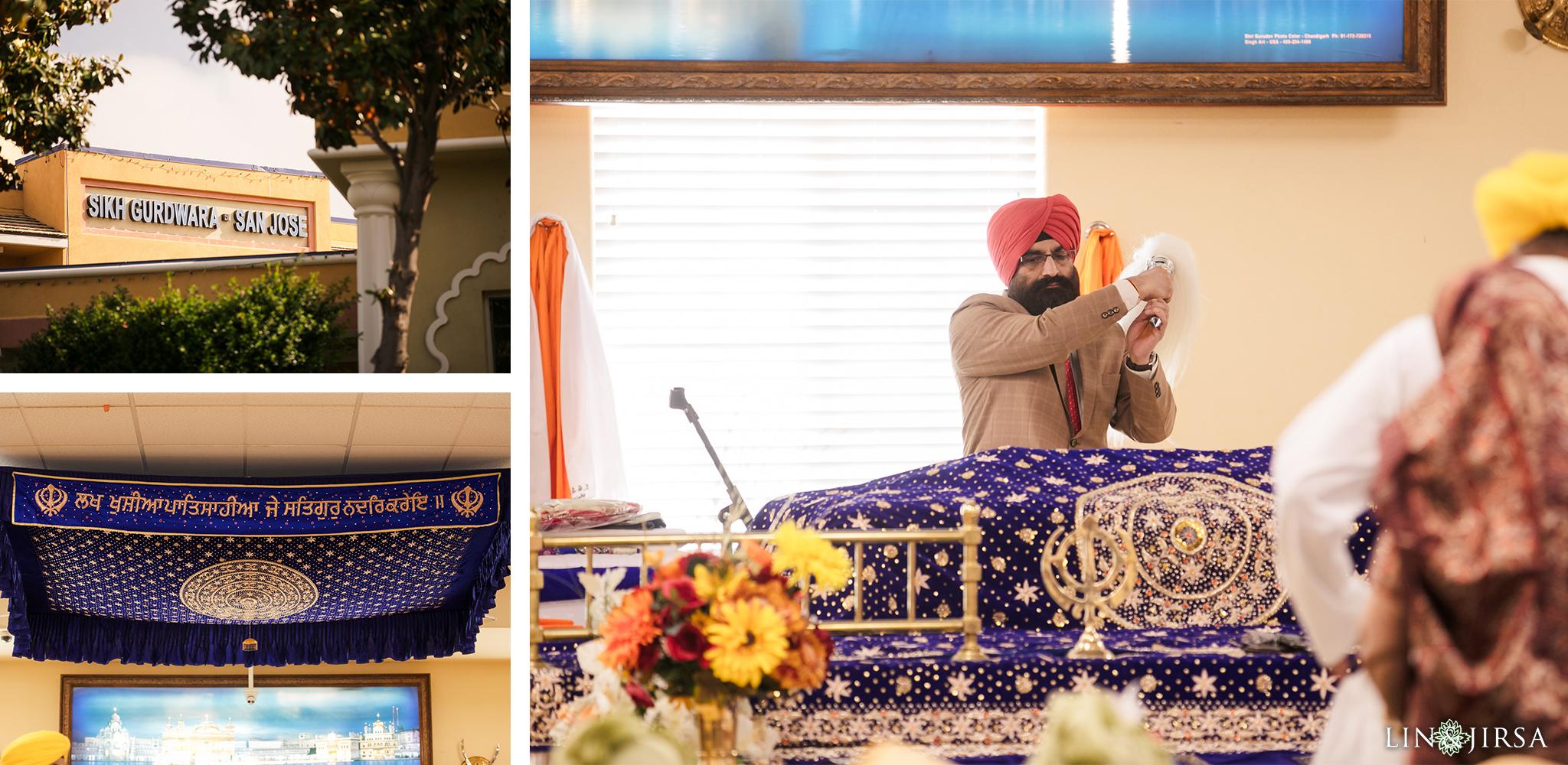 21 Sikh Gurdwara San Jose Punjabi Indian Wedding Photography