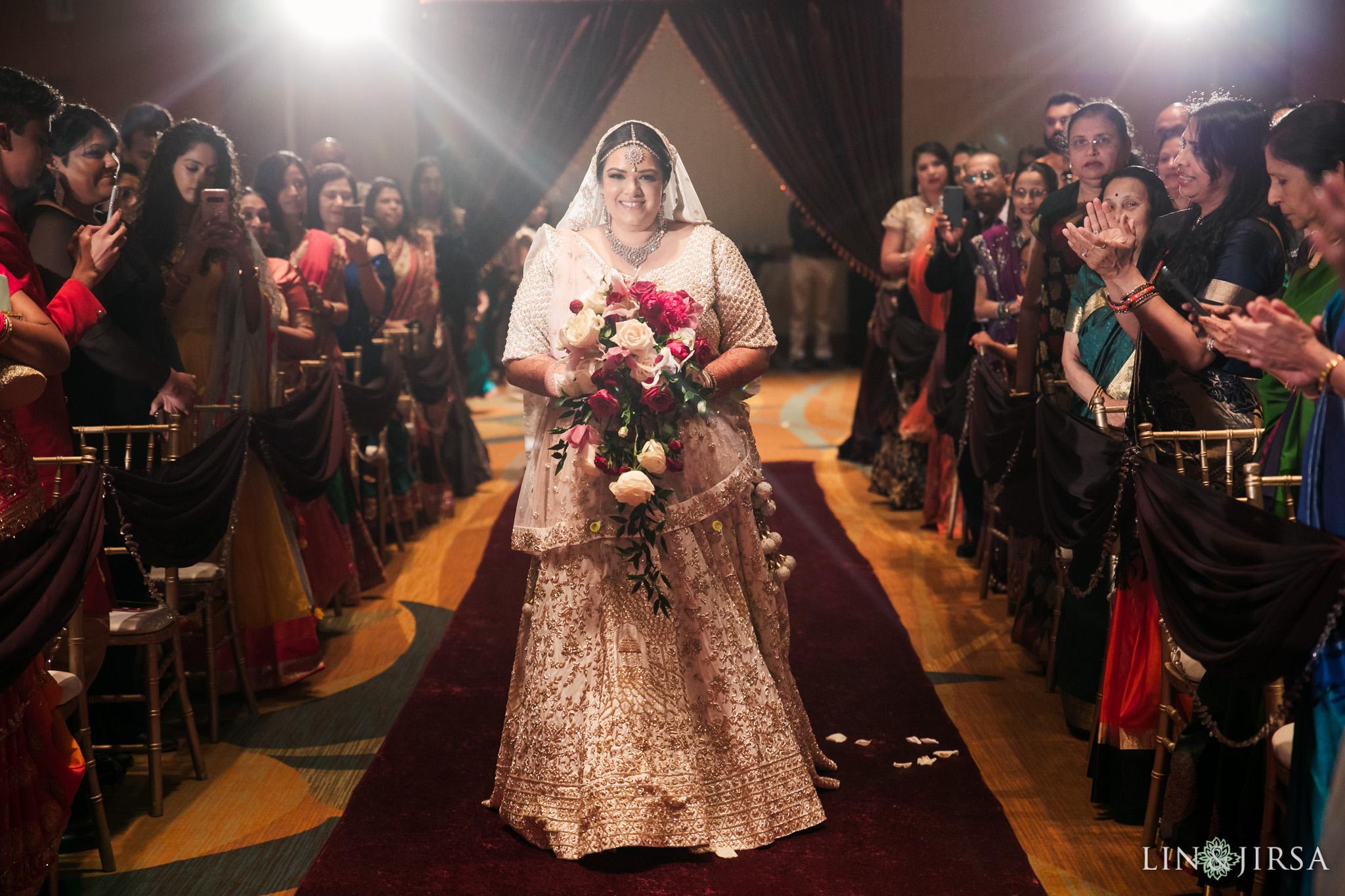 22 Hyatt Regency Orange County Indian Wedding Photography
