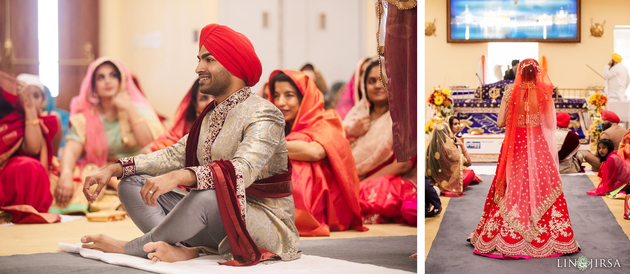 22 Sikh Gurdwara San Jose Punjabi Indian Wedding Photography