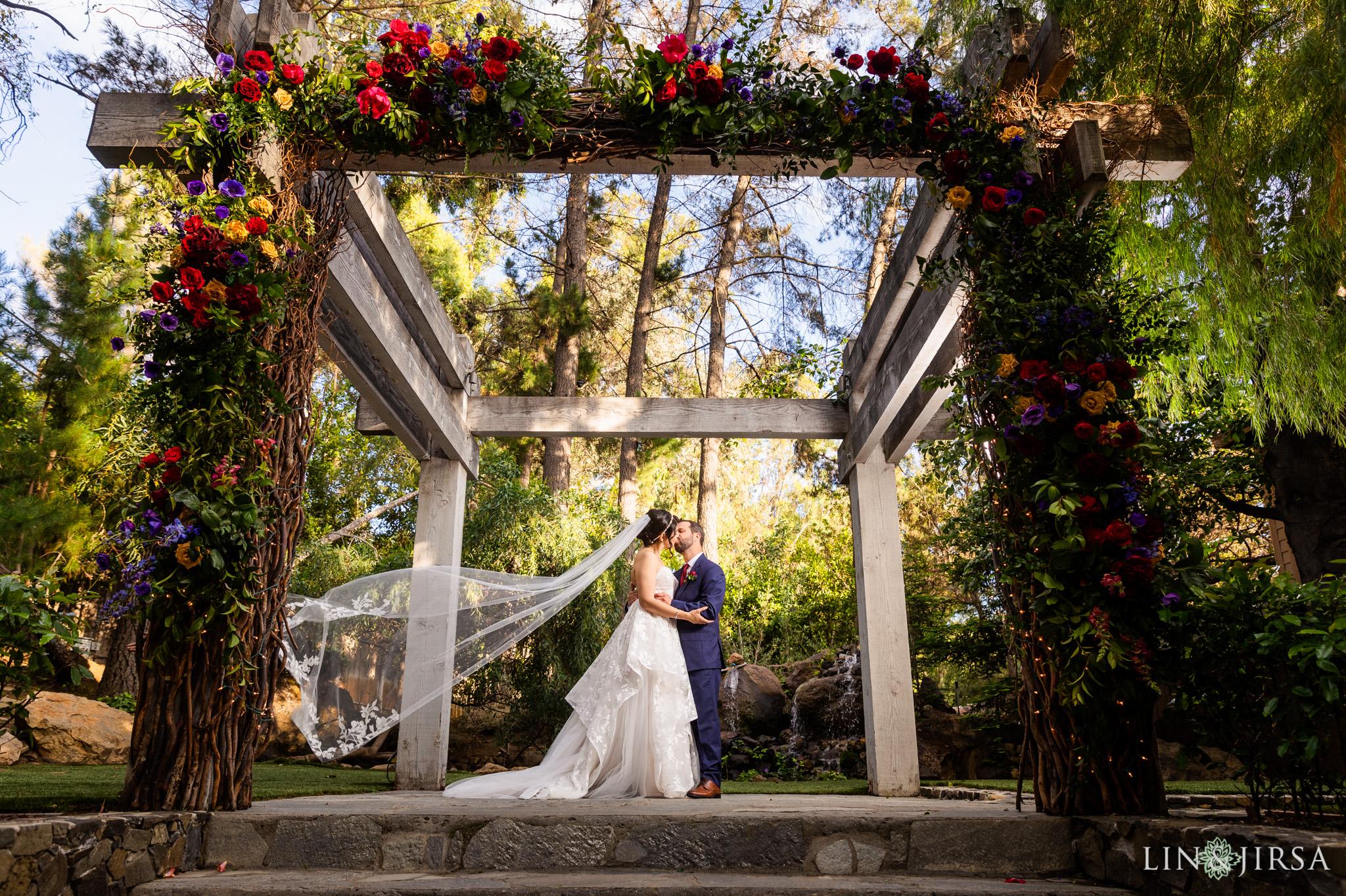 23 Calamigos Rancho Malibu Wedding Photography