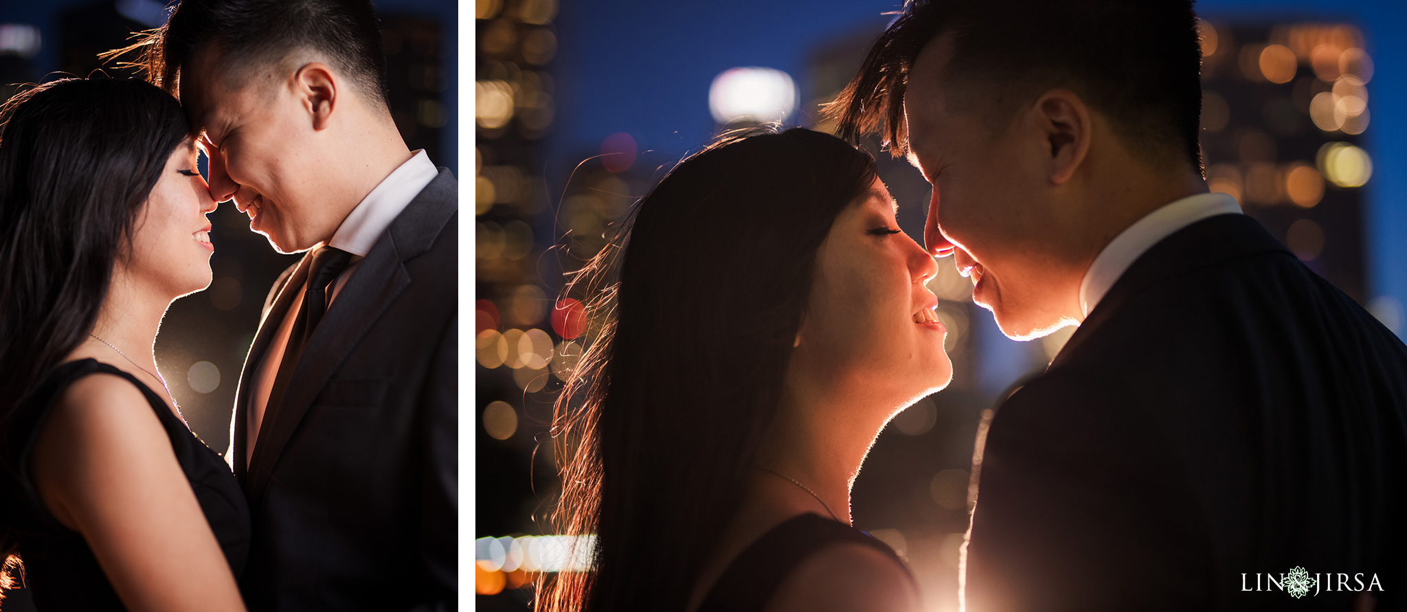 23 Downtown Los Angeles Engagement Photography