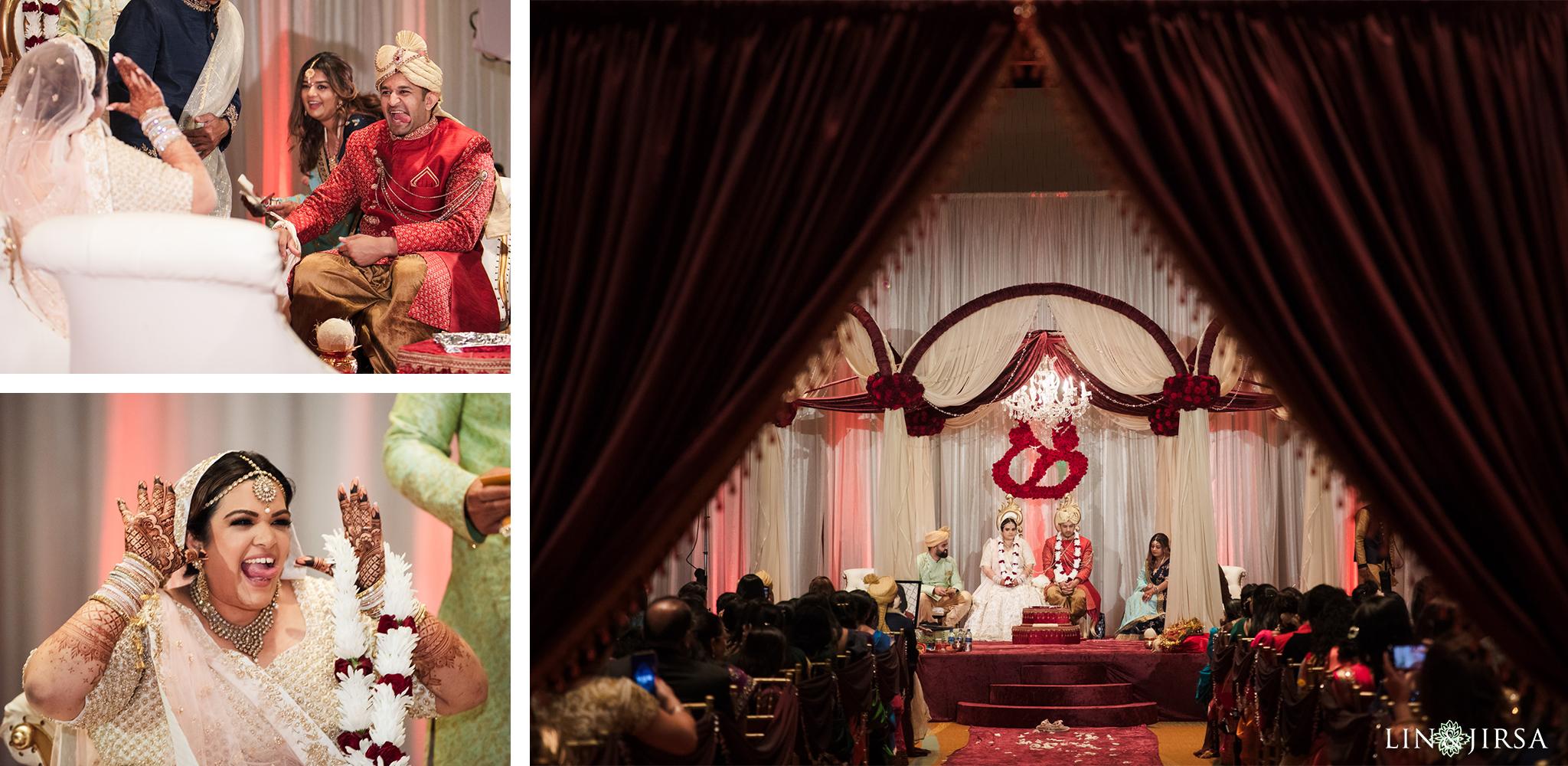 23 Hyatt Regency Orange County Indian Wedding Photography