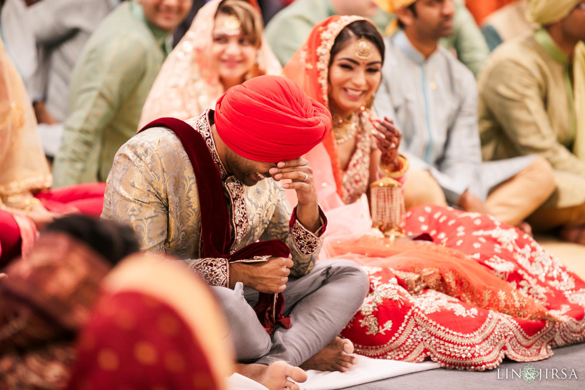 26 Sikh Gurdwara San Jose Punjabi Indian Wedding Photography