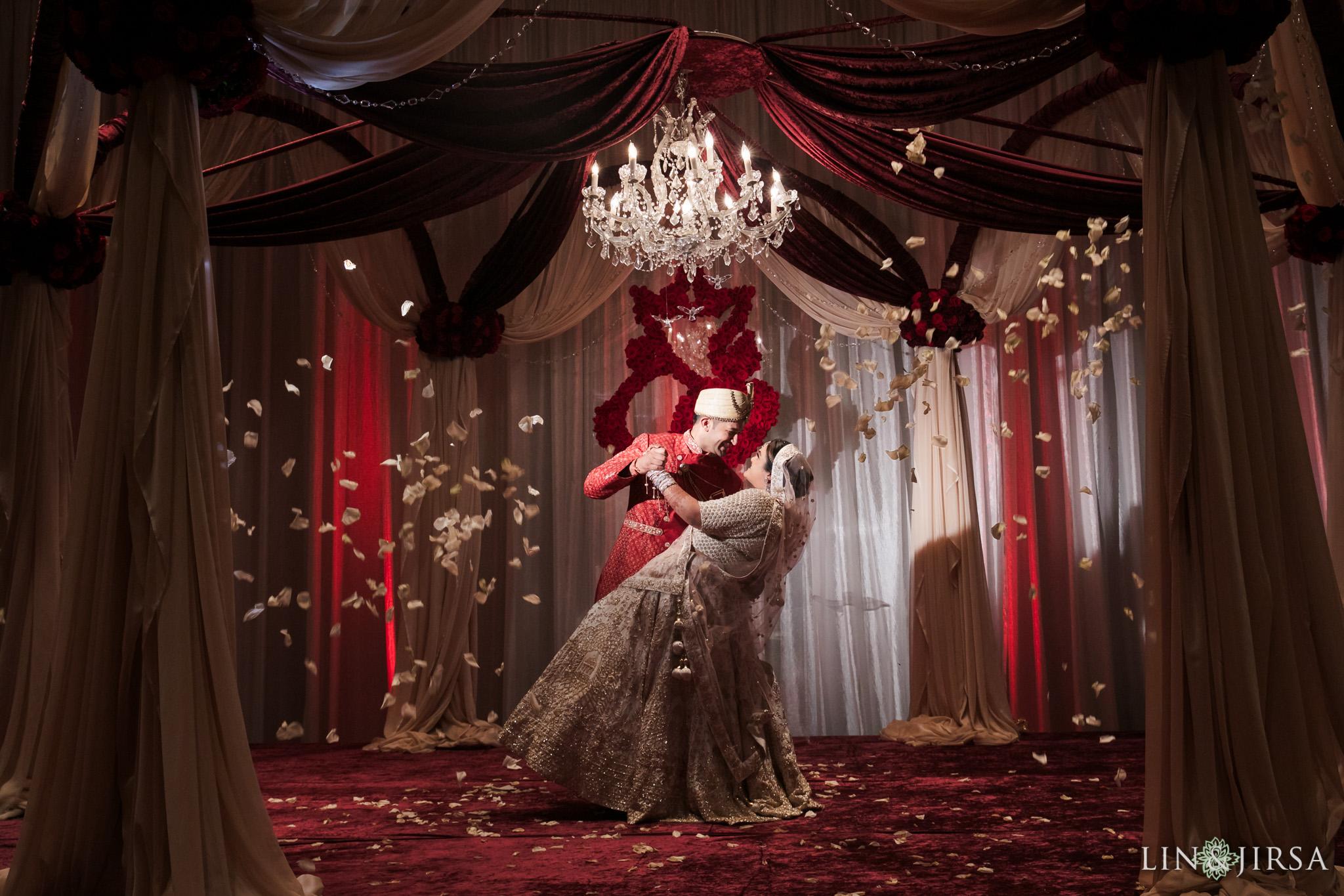 27 Hyatt Regency Orange County Indian Wedding Photography