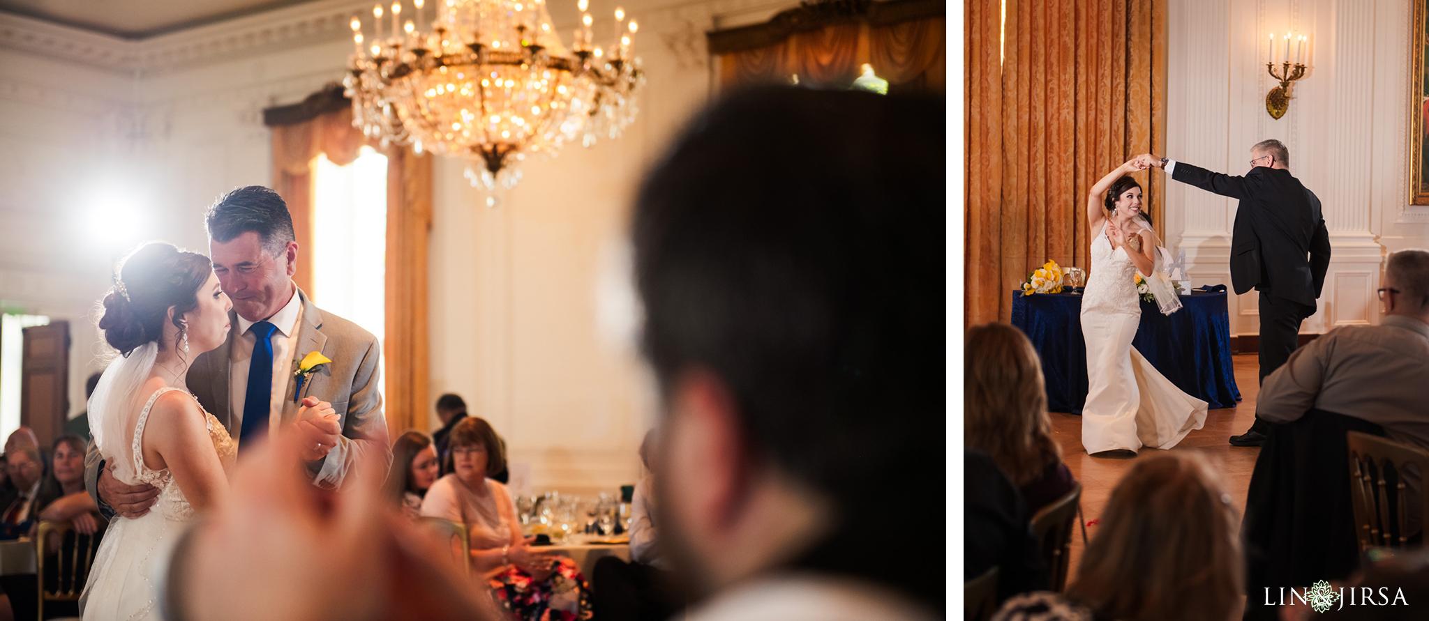 27 Richard Nixon Library Wedding Photographer