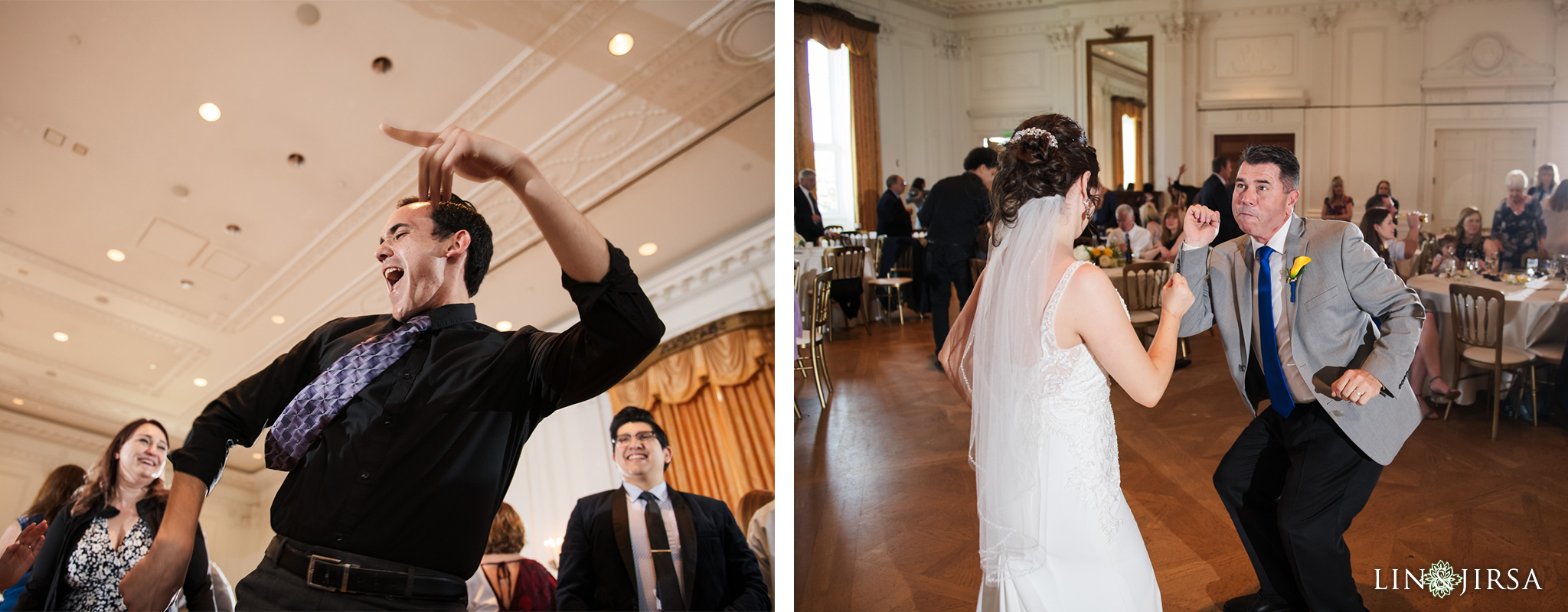 29 Richard Nixon Library Wedding Photographer