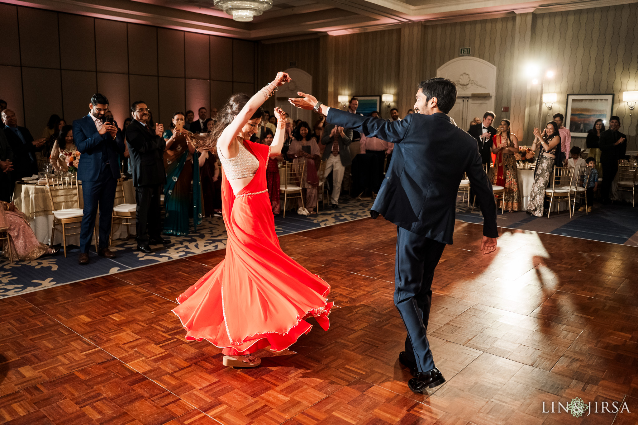 30 Hilton Mission Bay San Diego South Asian Wedding Photography