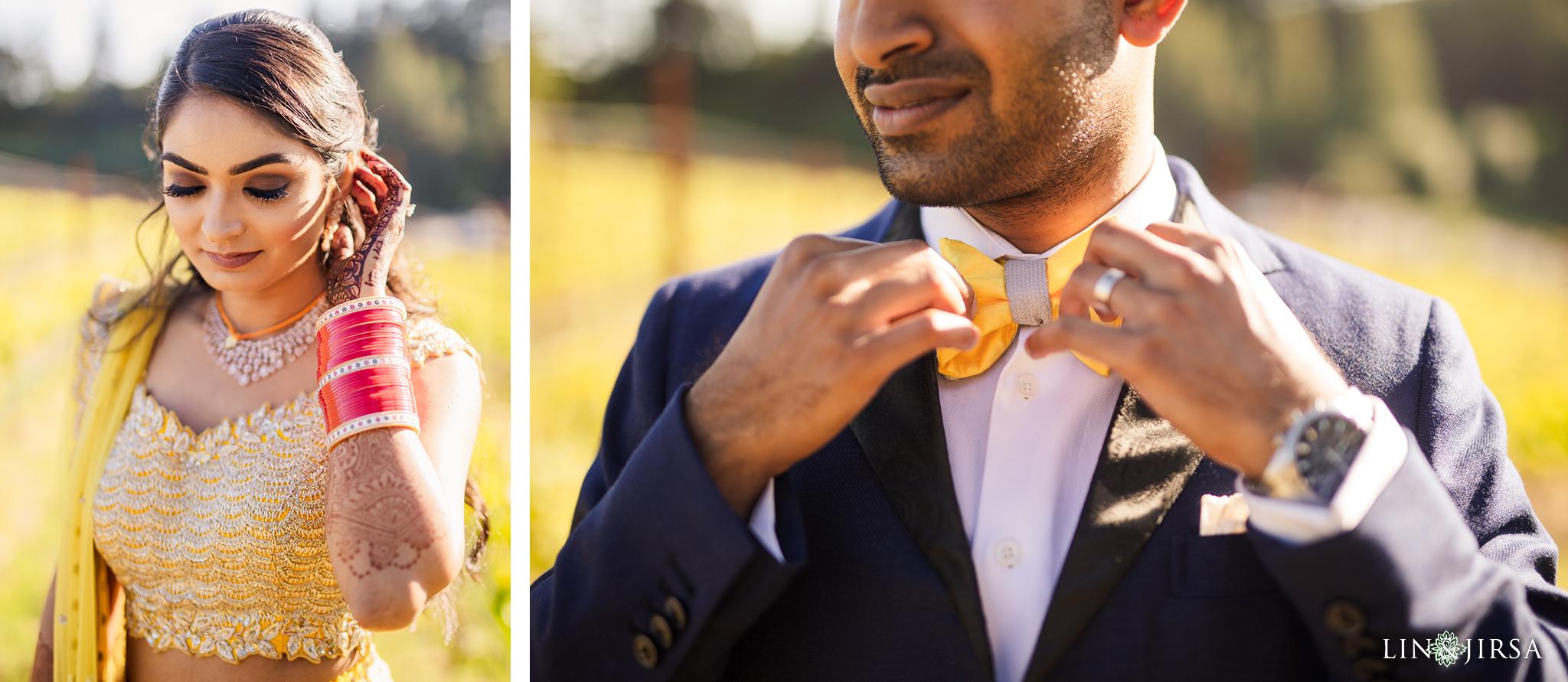 30 Thomas Fogarty Winery San Jose Indian Wedding Photography