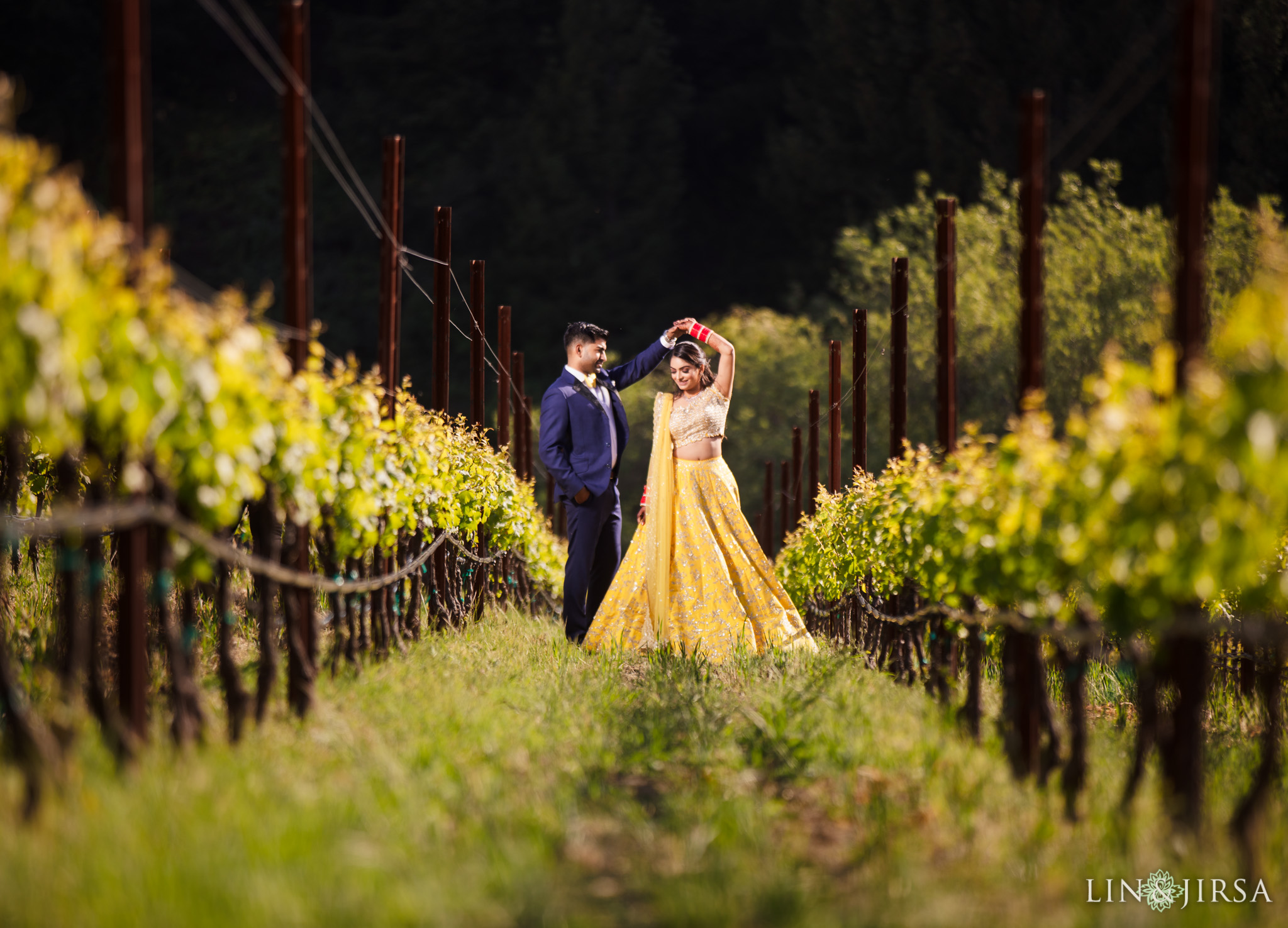 31 Thomas Fogarty Winery San Jose Indian Wedding Photography