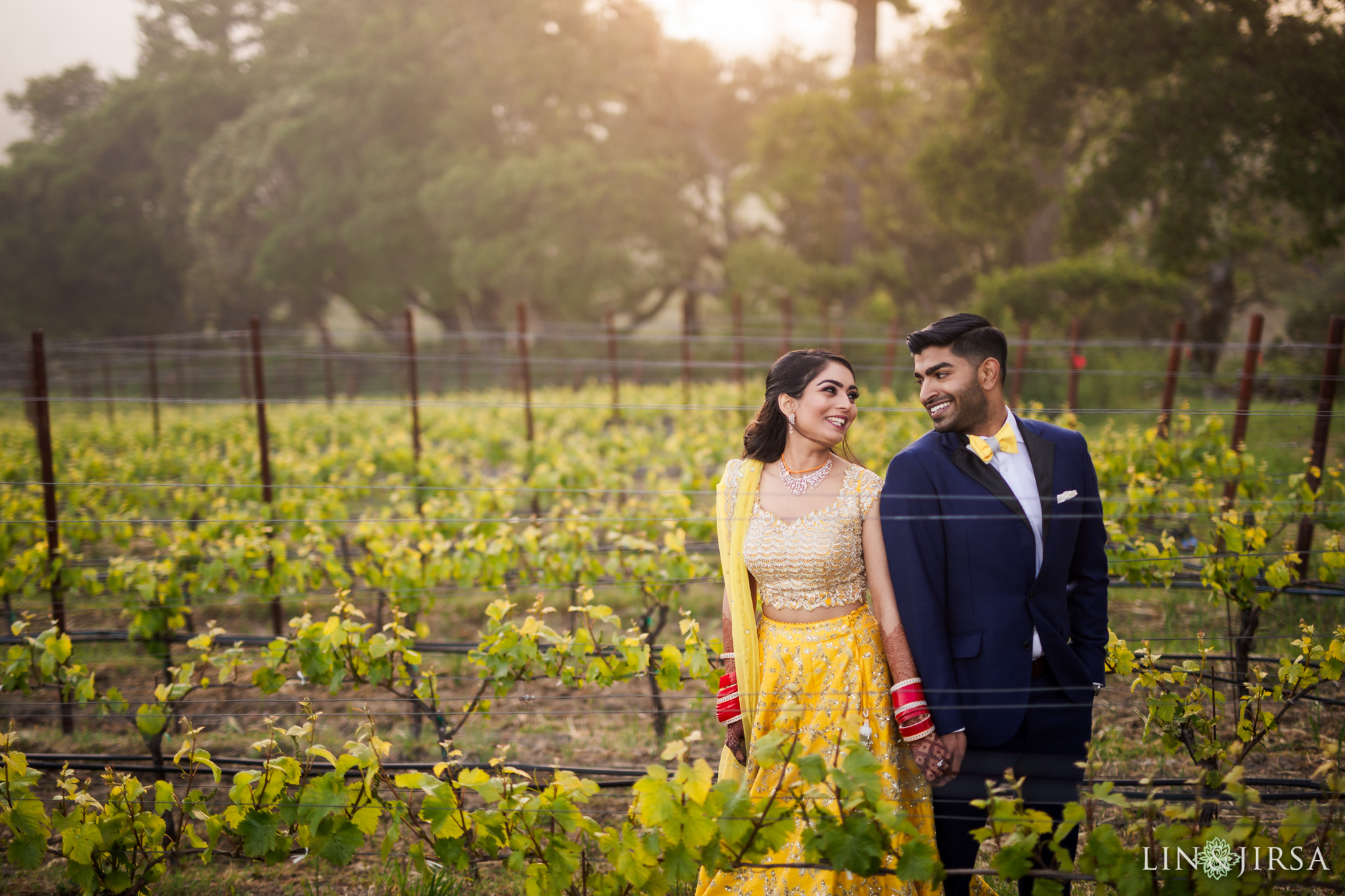 33 Thomas Fogarty Winery San Jose Indian Wedding Photography