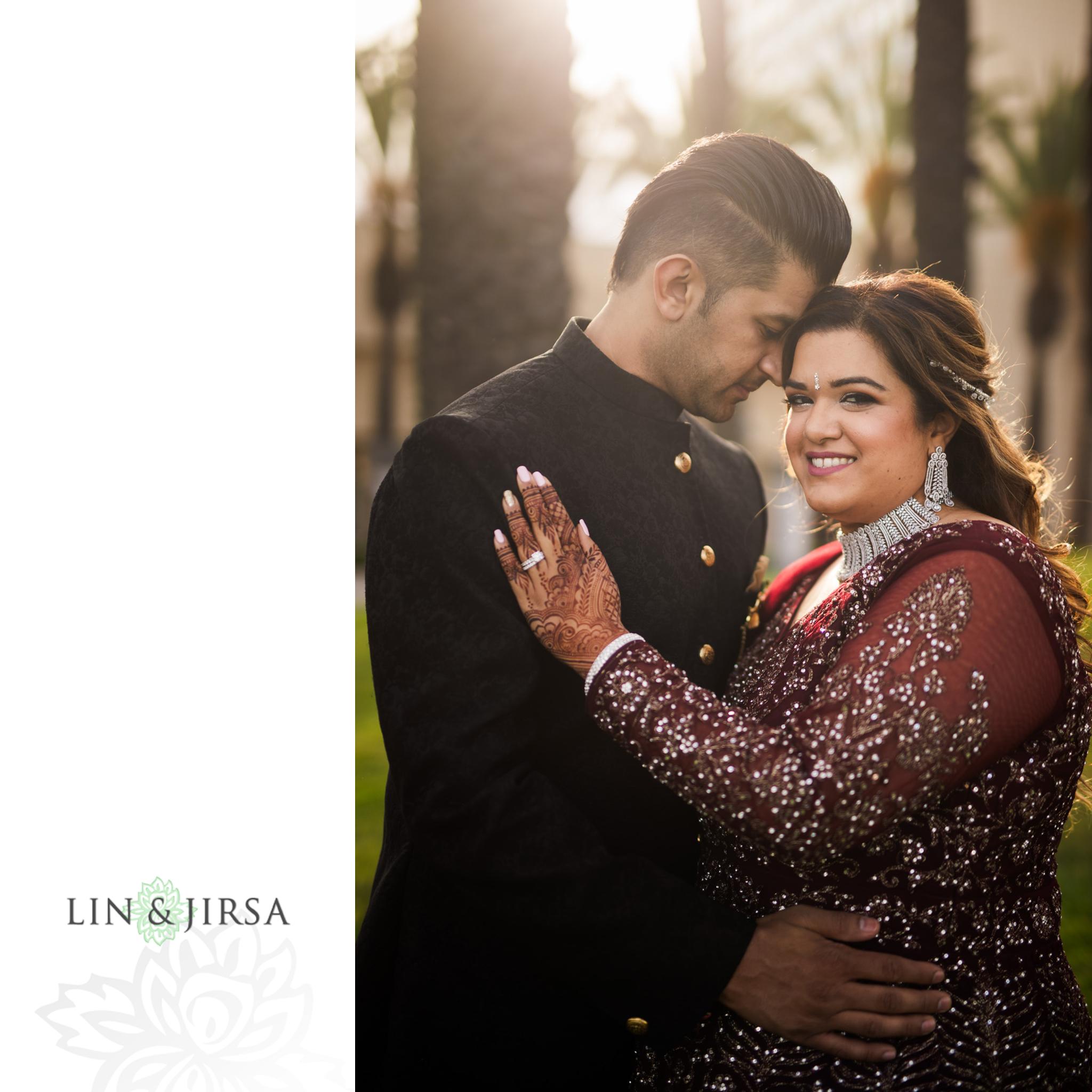 34 Hyatt Regency Orange County Indian Wedding Photography