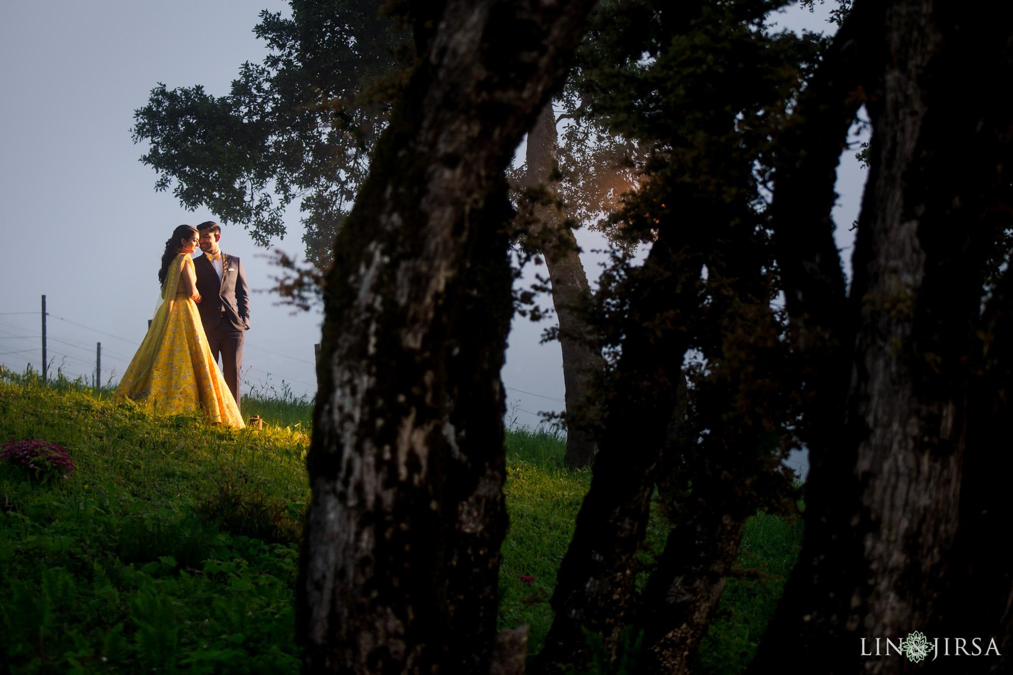 35 Thomas Fogarty Winery San Jose Indian Wedding Photography