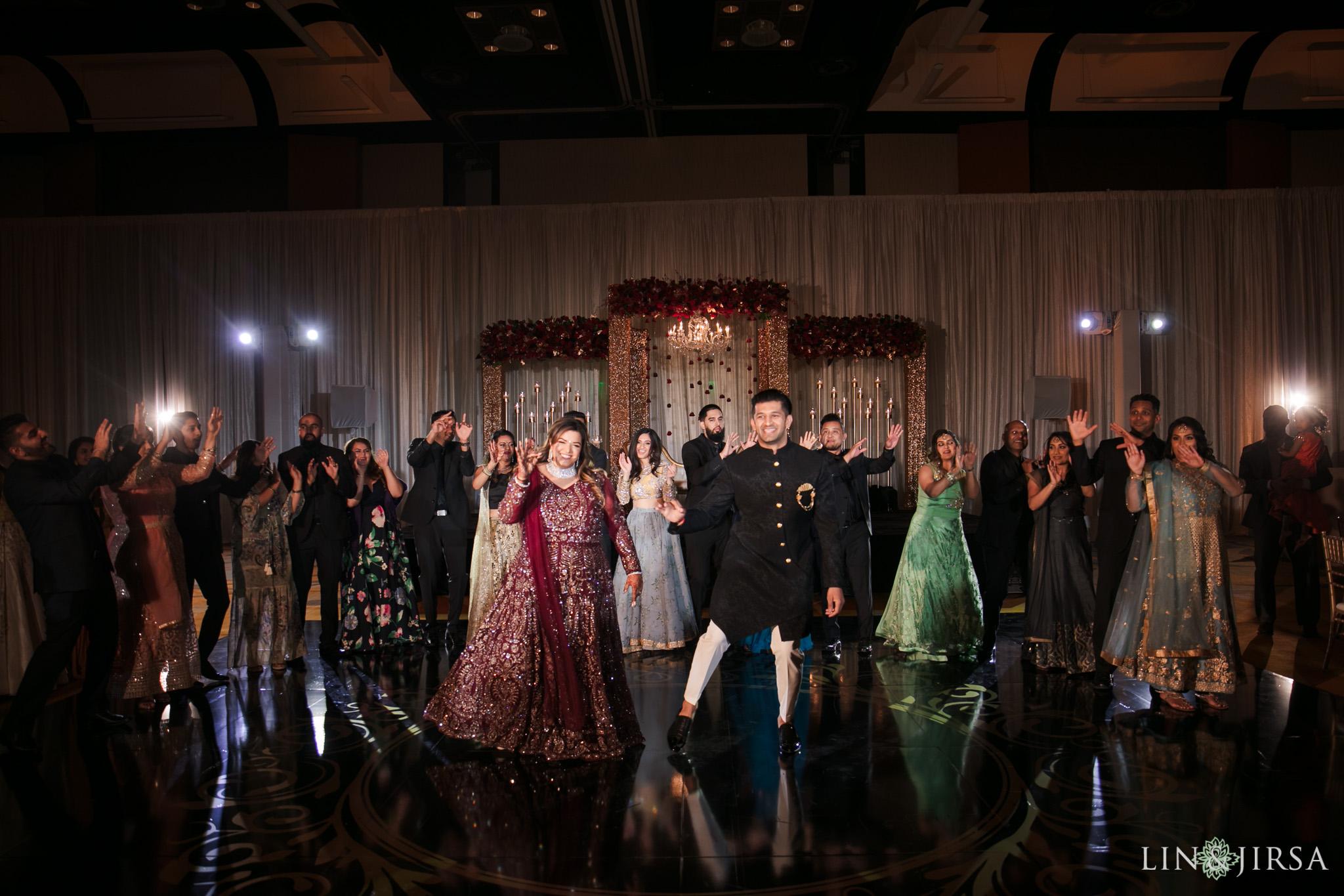 38 Hyatt Regency Orange County Indian Wedding Photography