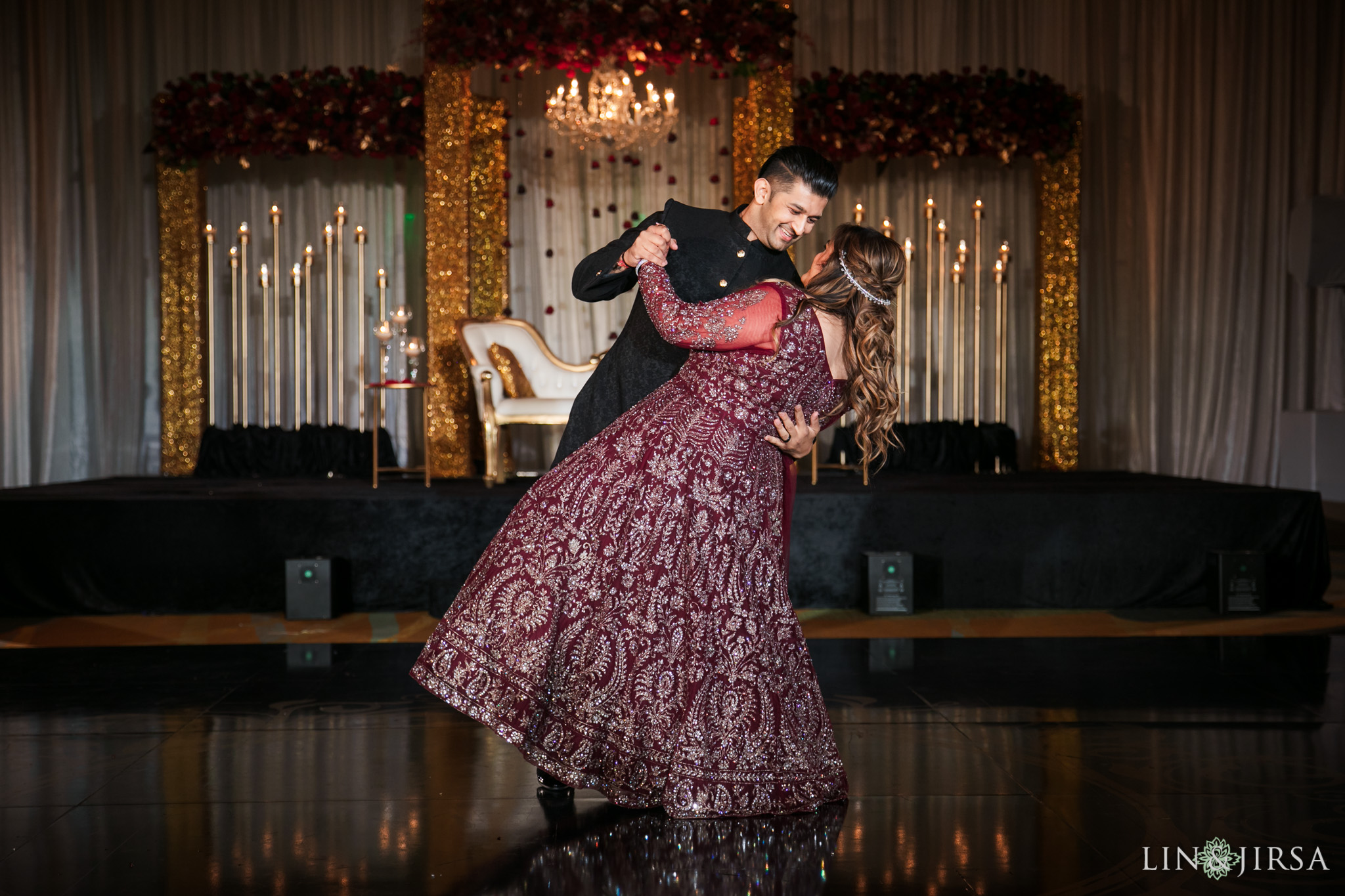 39 Hyatt Regency Orange County Indian Wedding Photography
