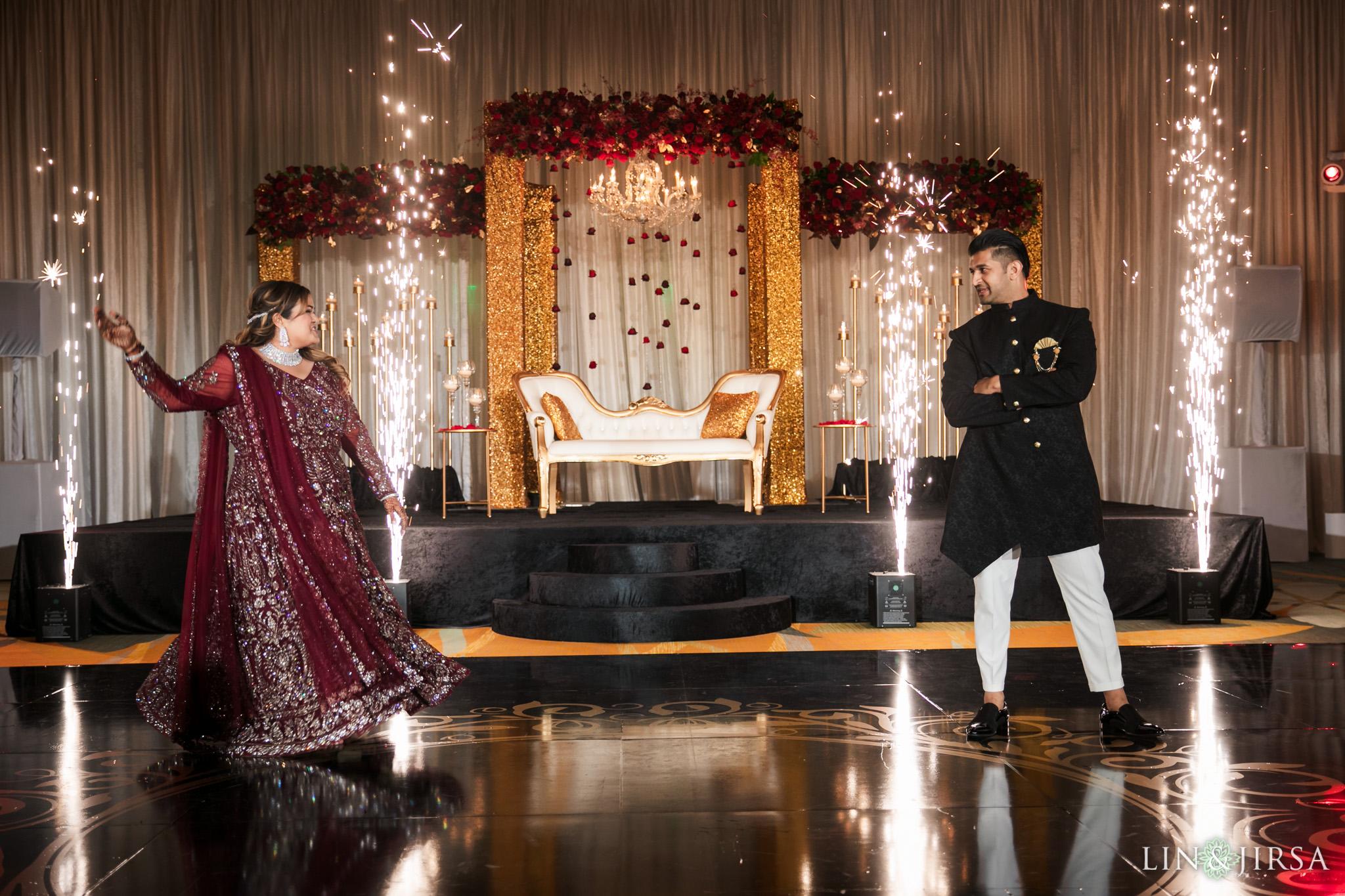 41 Hyatt Regency Orange County Indian Wedding Photography