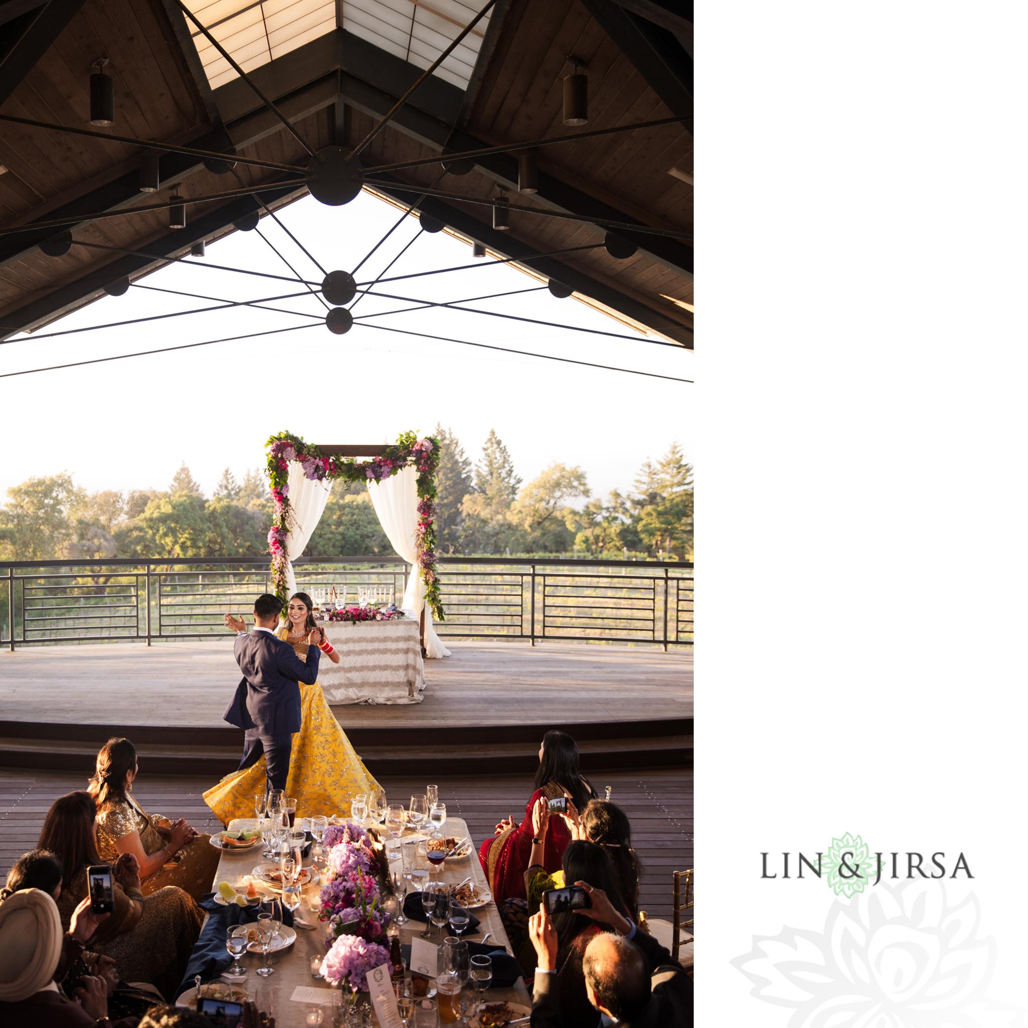 46 Thomas Fogarty Winery San Jose Indian Wedding Photography