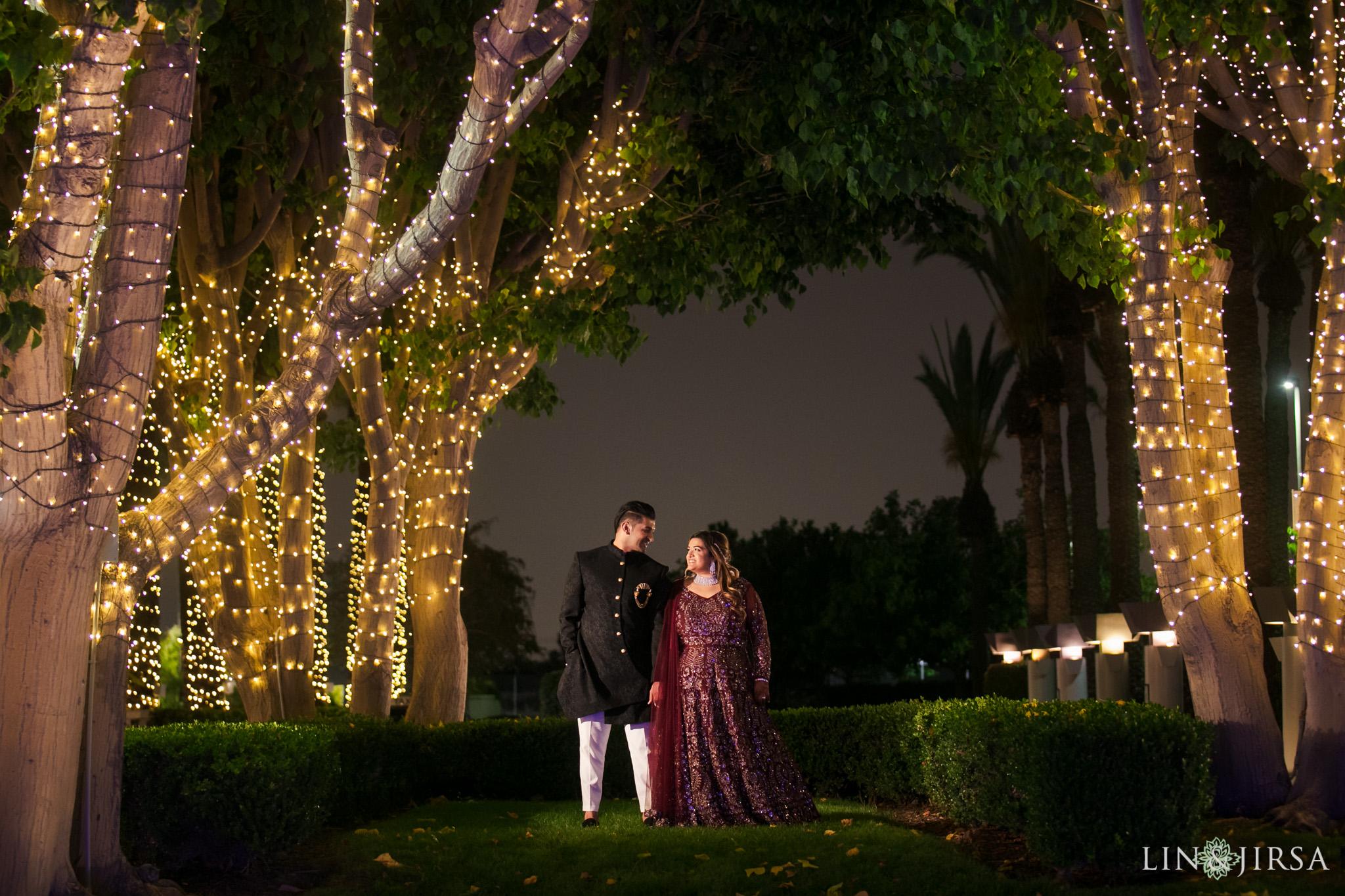 48 Hyatt Regency Orange County Indian Wedding Photography