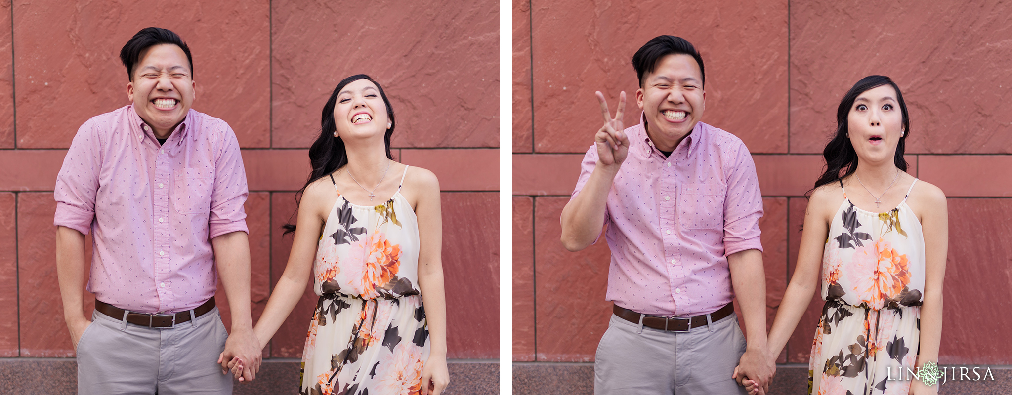 zbf Downtown Los Angeles Engagement Photography