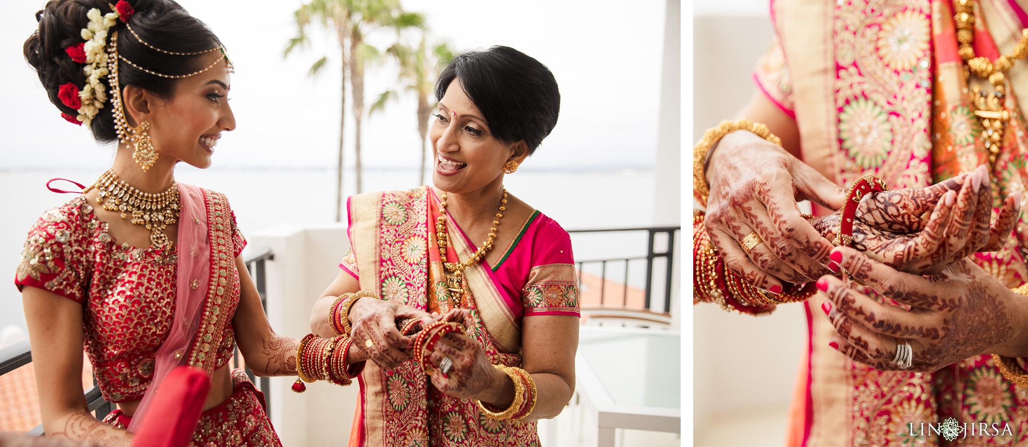03 Loews Coronado Bay Resort San Diego Indian Wedding Photography