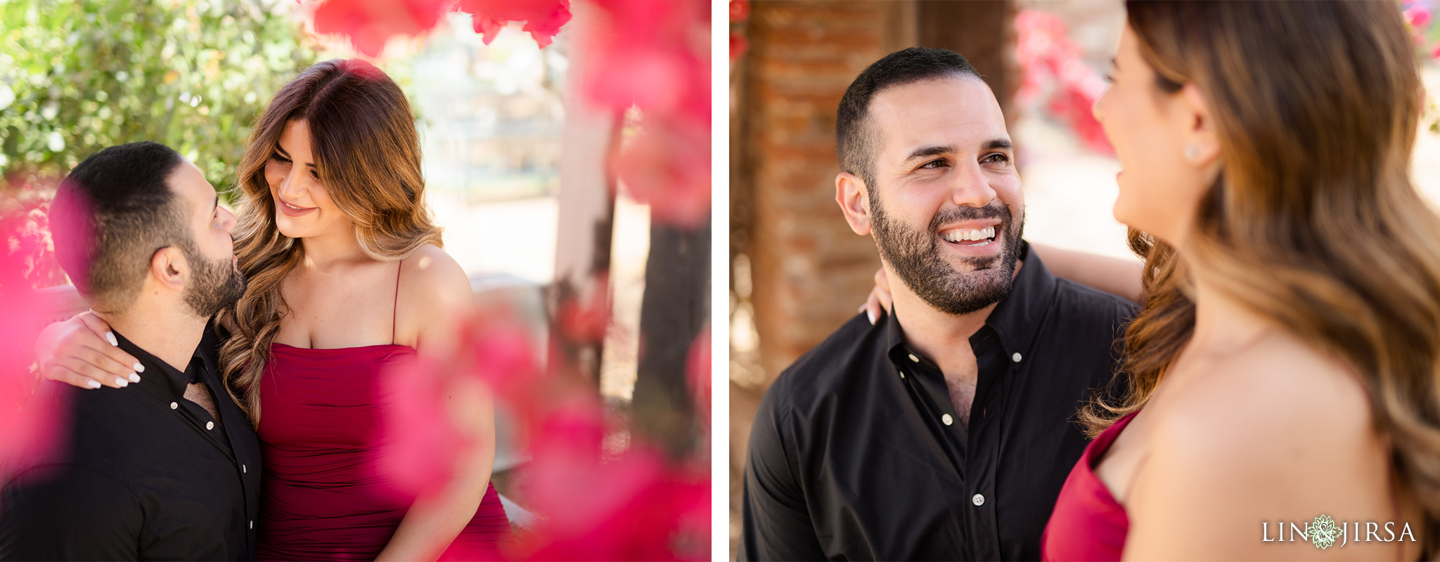 03 Mission San Juan Capistrano Orange County Engagement Photography