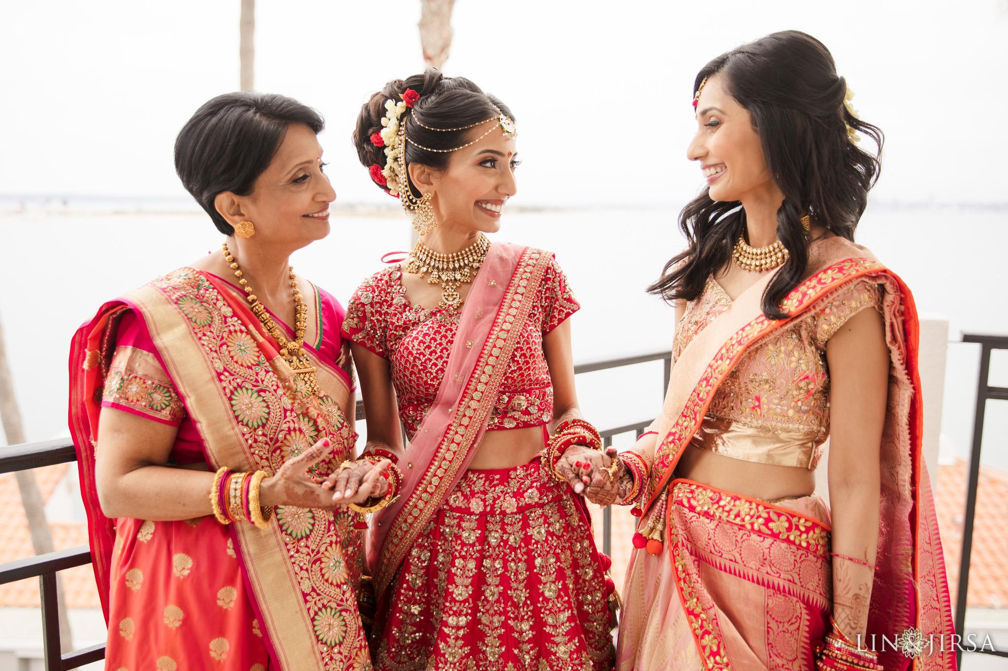 04 Loews Coronado Bay Resort San Diego Indian Wedding Photography