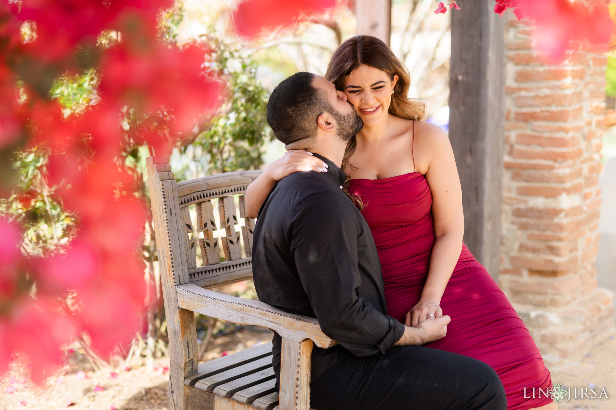 04 Mission San Juan Capistrano Orange County Engagement Photography