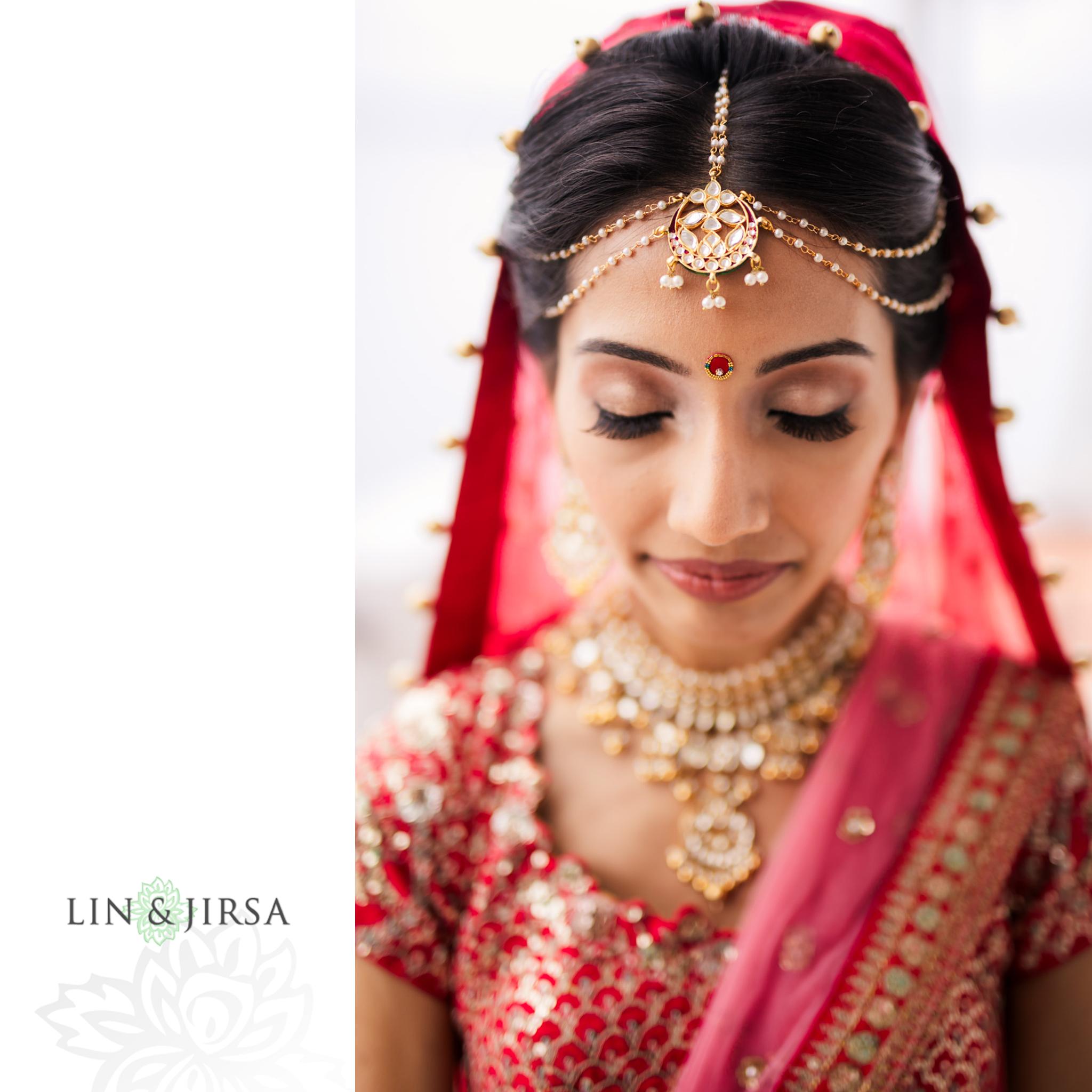 05 Loews Coronado Bay Resort San Diego Indian Wedding Photography