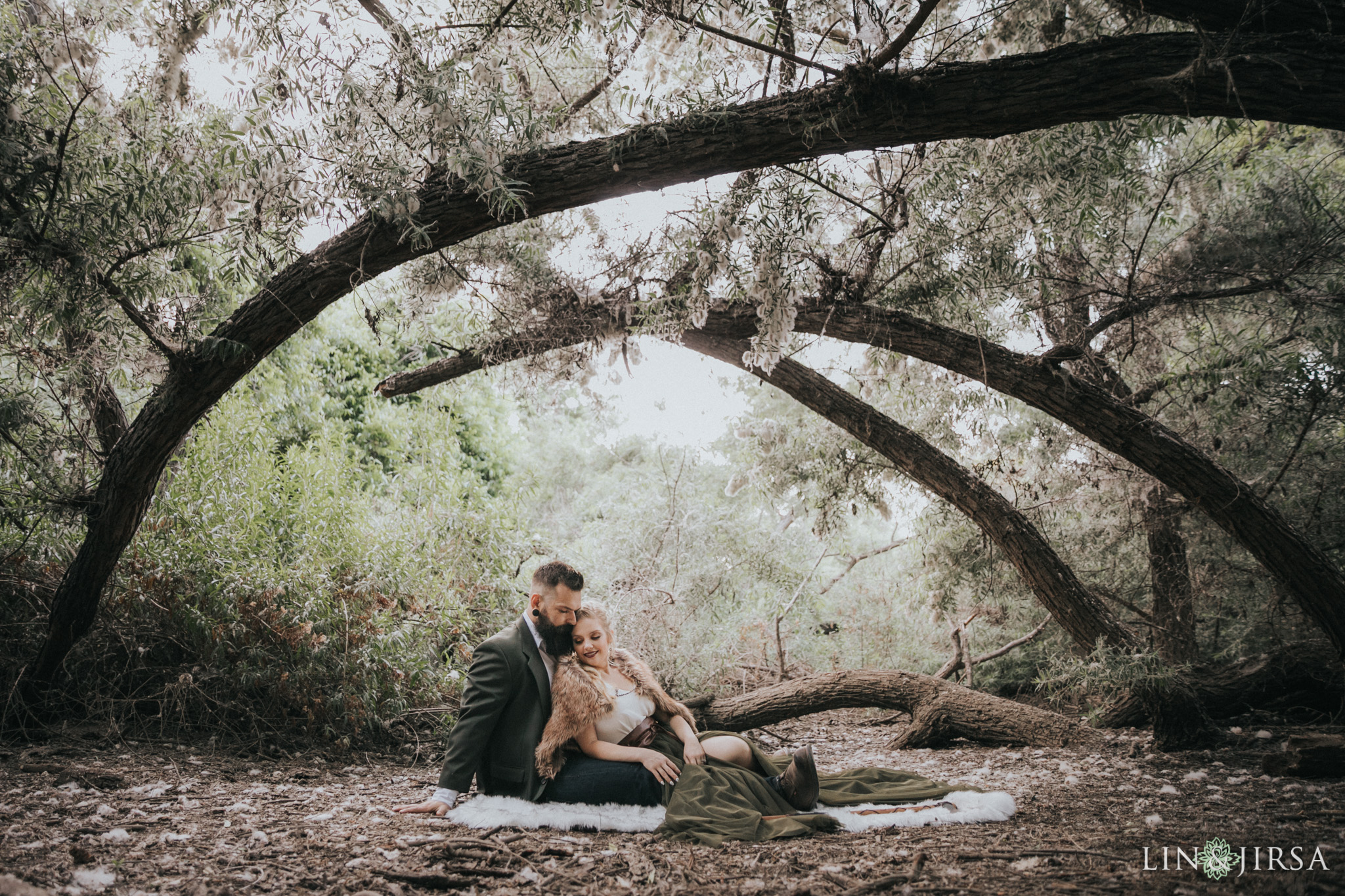 06 Oak Canyon Nature Center Orange County Engagement Photography