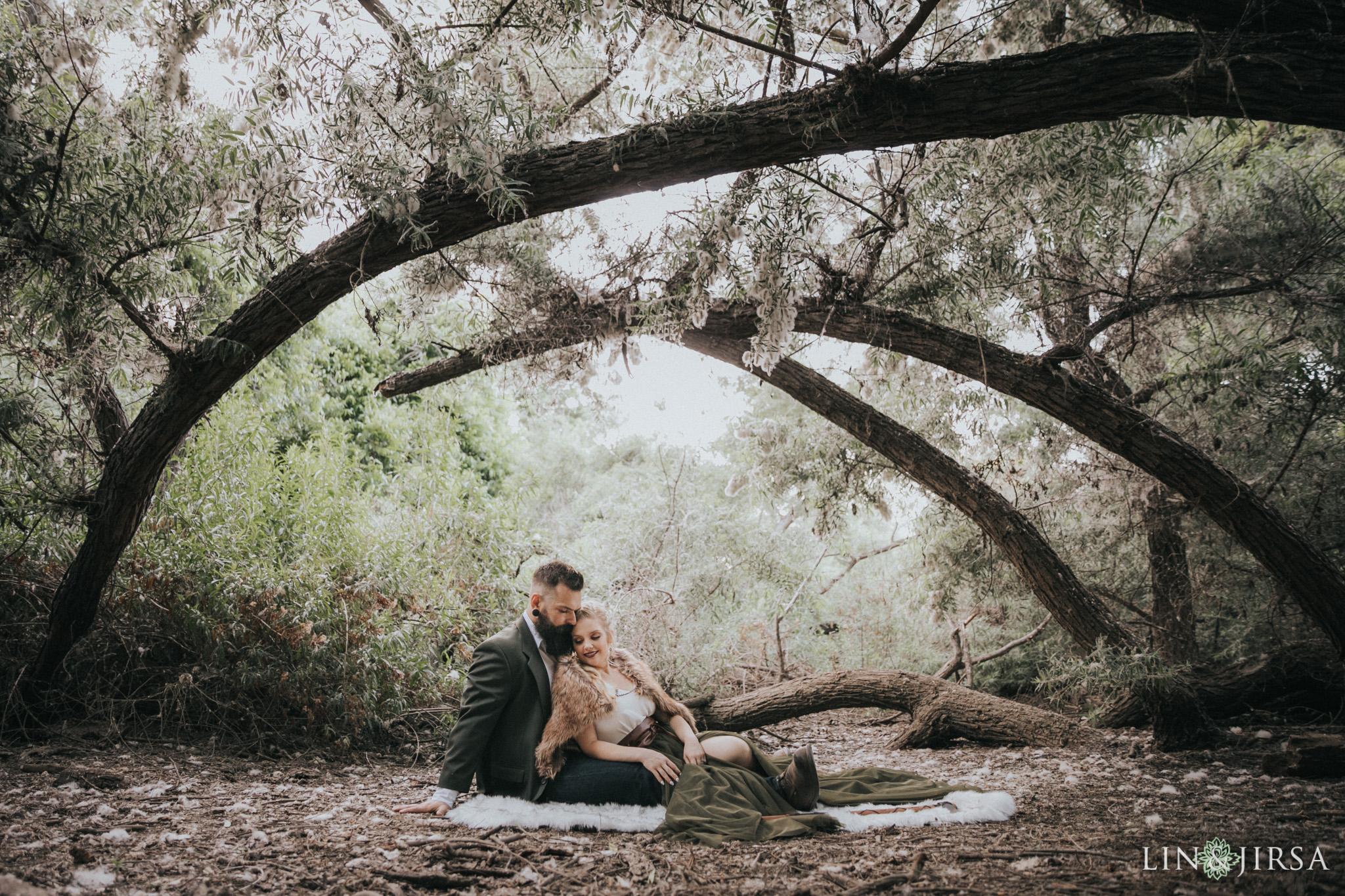 06 Oak Canyon Nature Center Orange County Engagement Photography