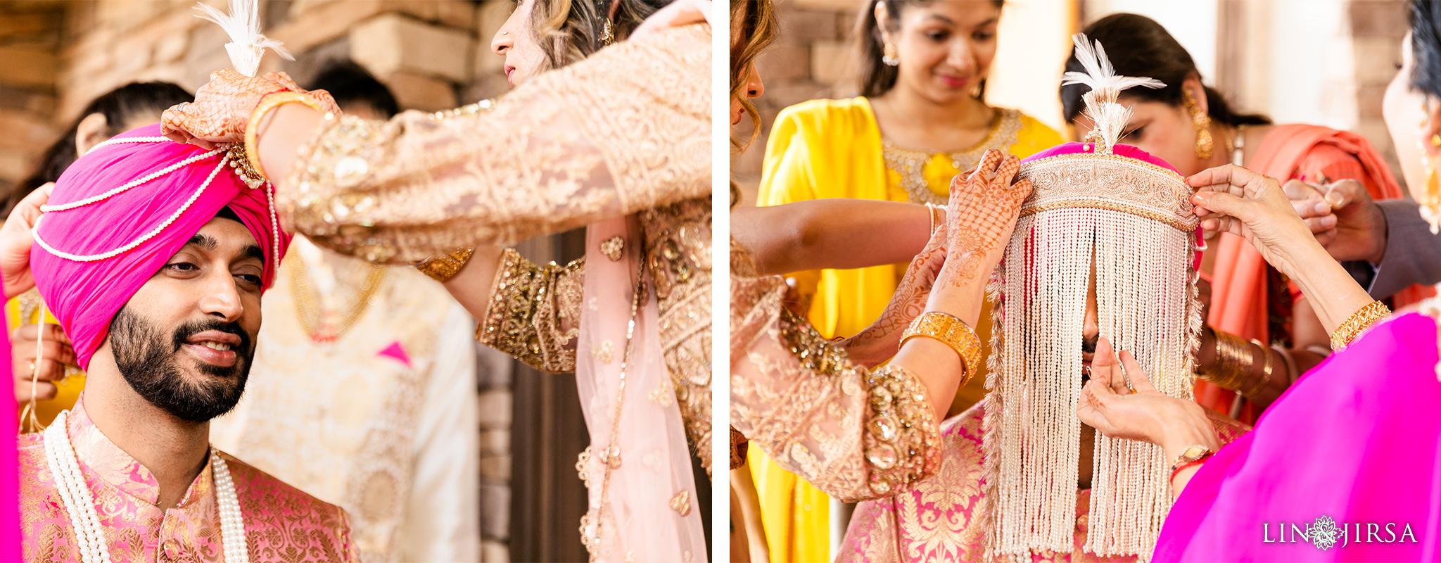 07 Coronado Resort and Spa San Diego Punjabi Wedding Photography