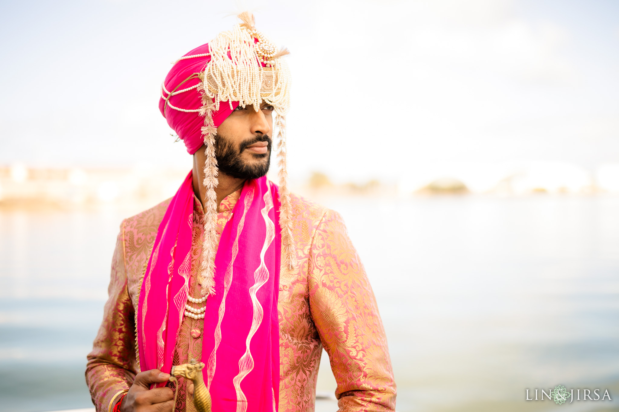 08 Coronado Resort and Spa San Diego Punjabi Wedding Photography