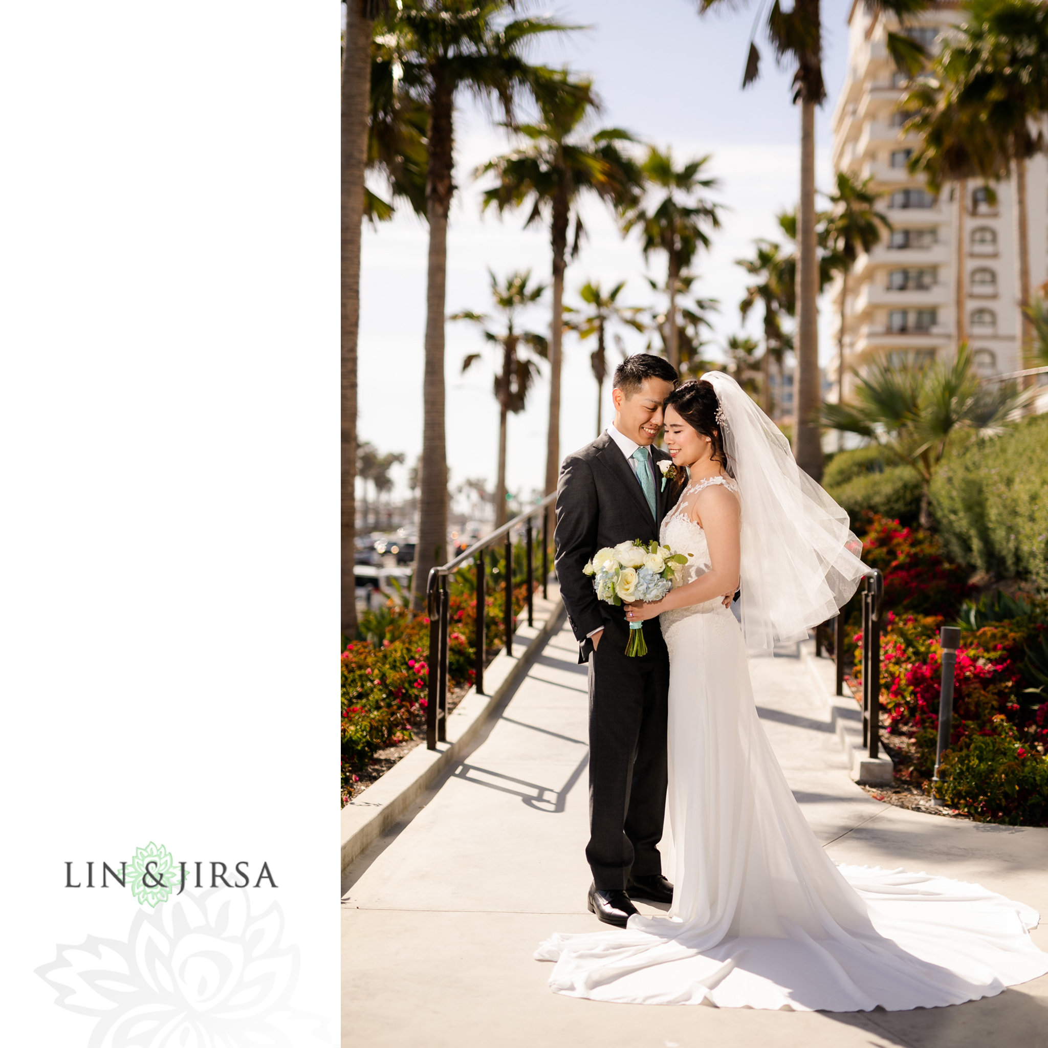 09 Hilton Waterfront Beach Resort Huntington Beach Wedding Photography