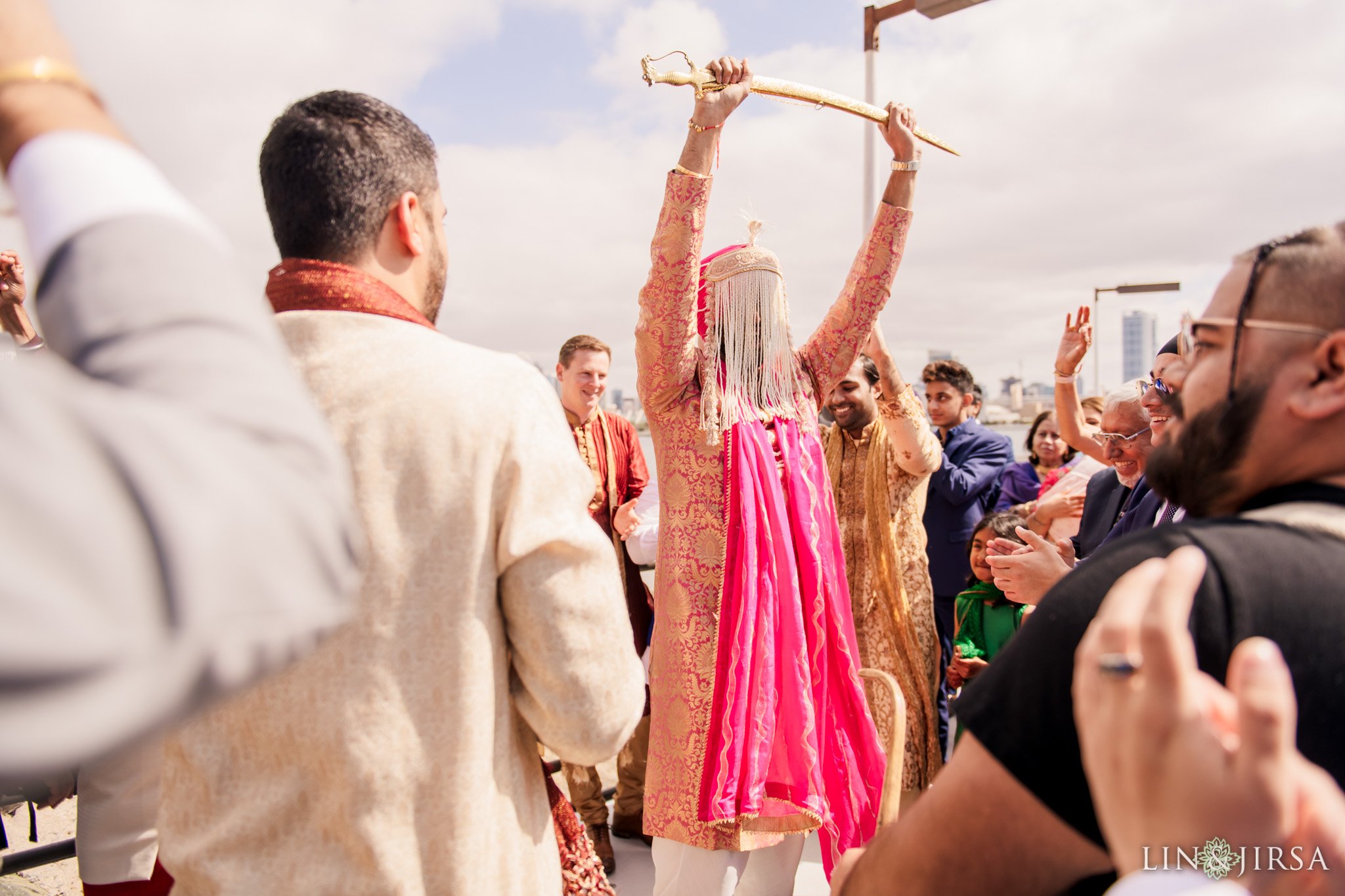 10 Coronado Resort and Spa San Diego Punjabi Wedding Photography