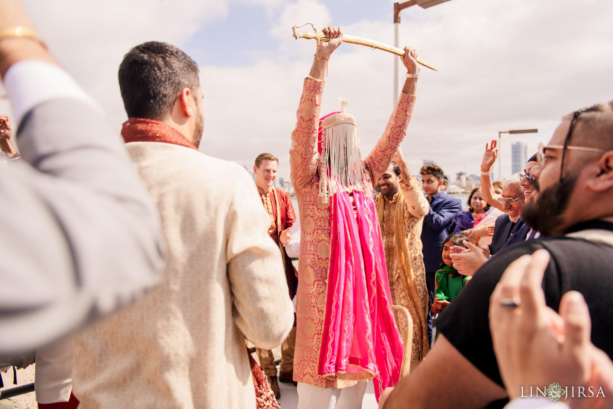 10 Coronado Resort and Spa San Diego Punjabi Wedding Photography