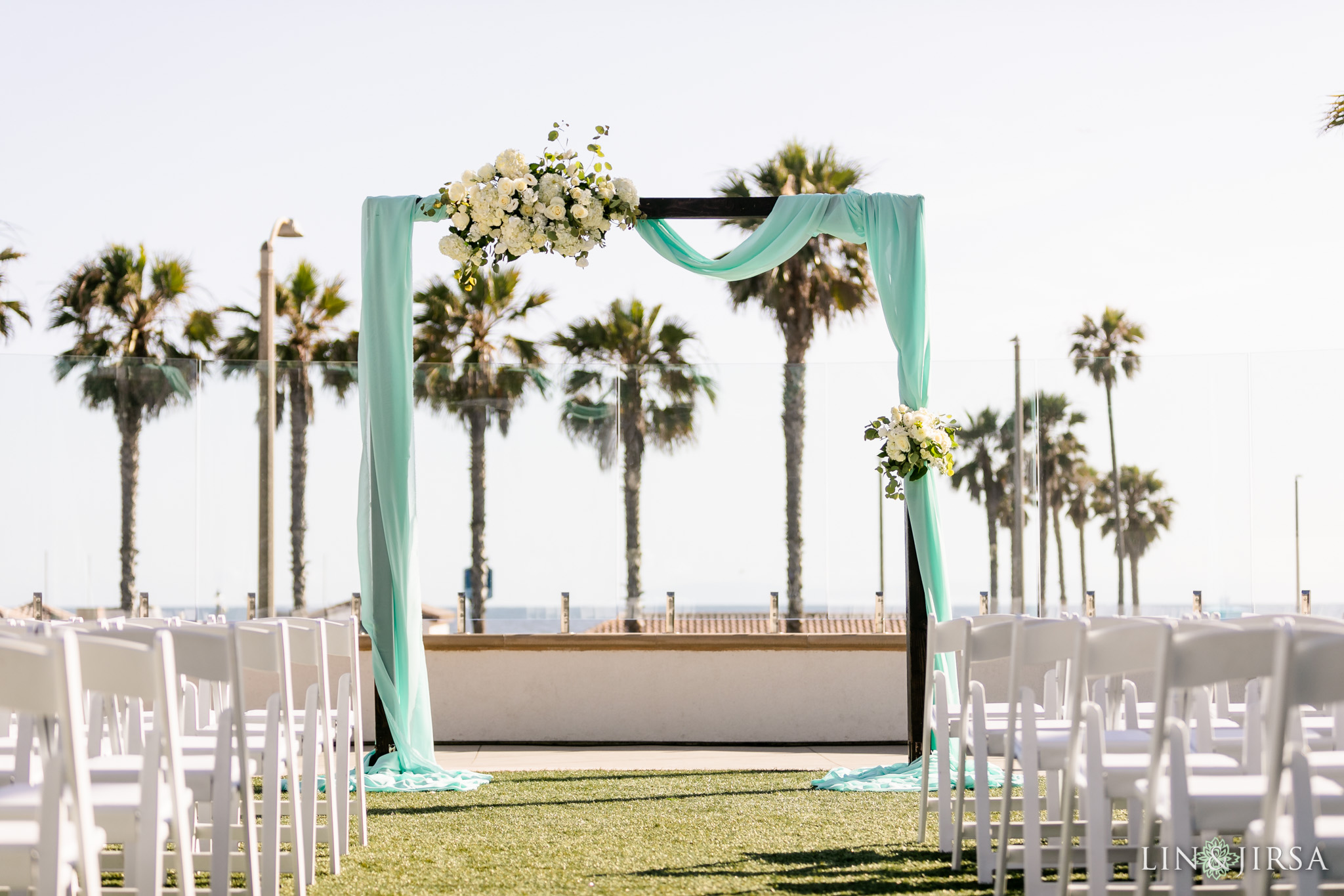 11 Hilton Waterfront Beach Resort Huntington Beach Wedding Photography