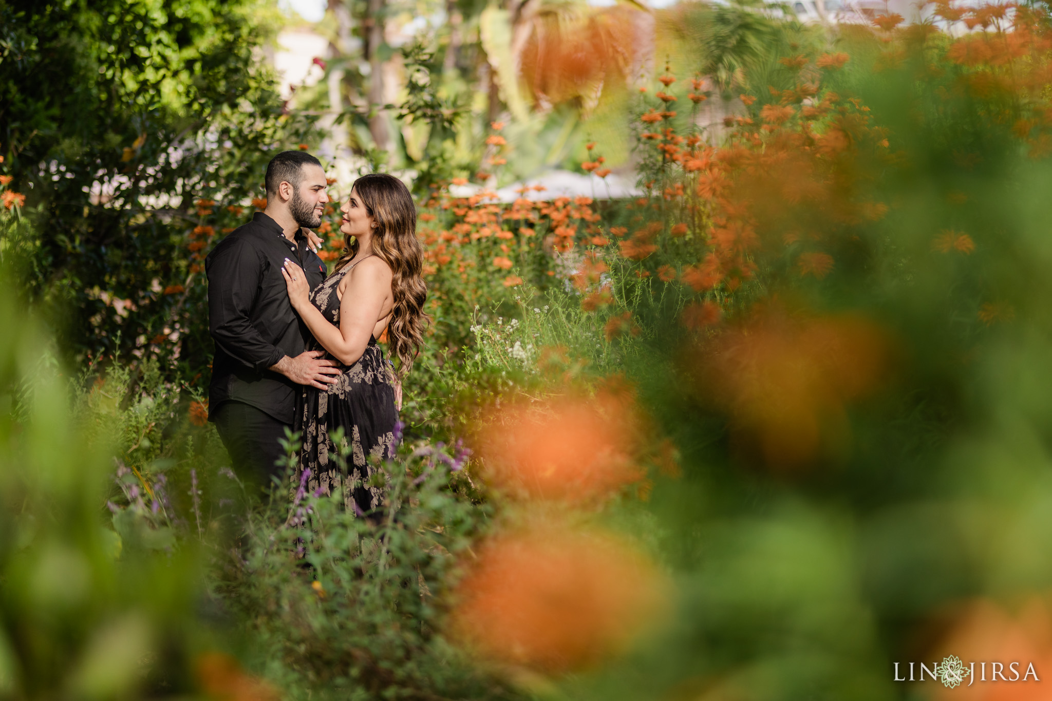11 Mission San Juan Capistrano Orange County Engagement Photography