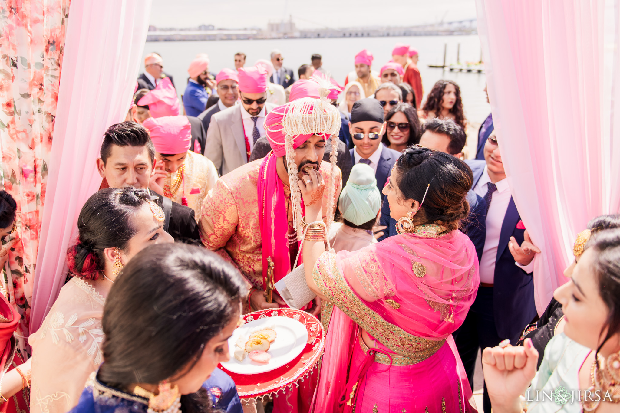 12 Coronado Resort and Spa San Diego Punjabi Wedding Photography