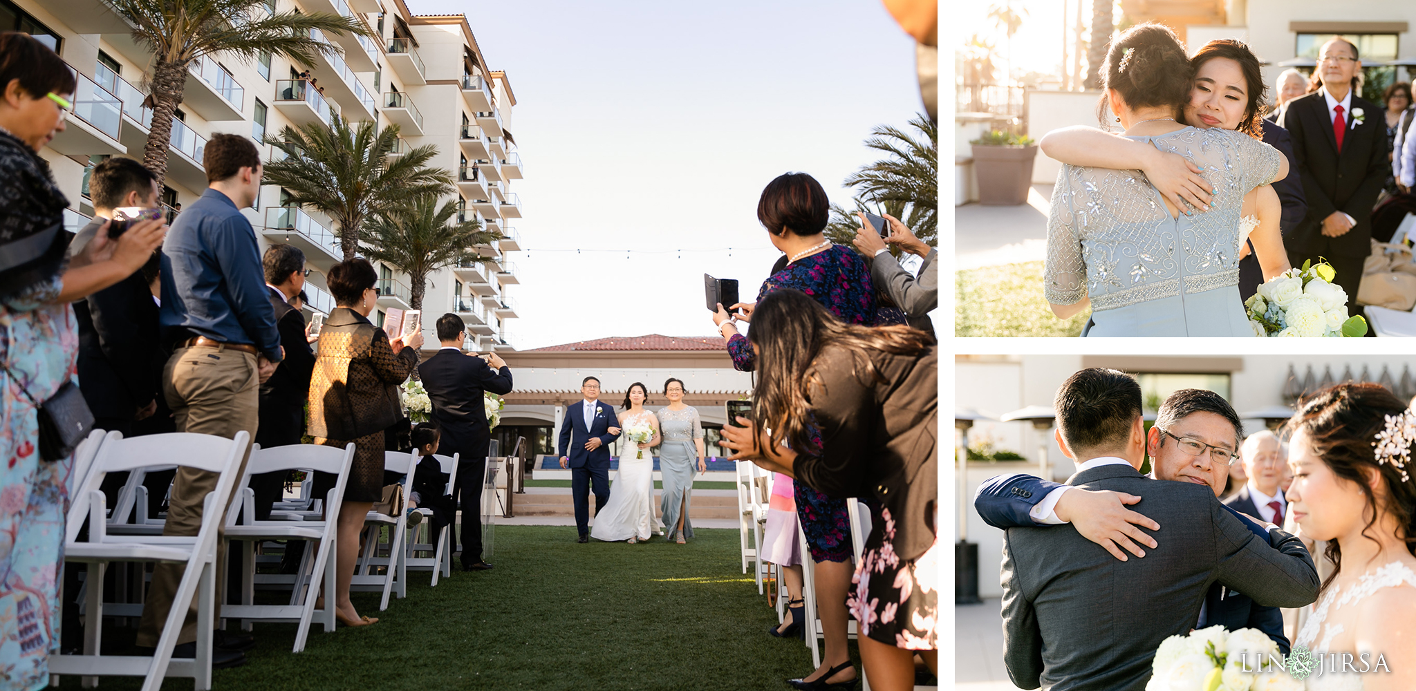 13 Hilton Waterfront Beach Resort Huntington Beach Wedding Photography