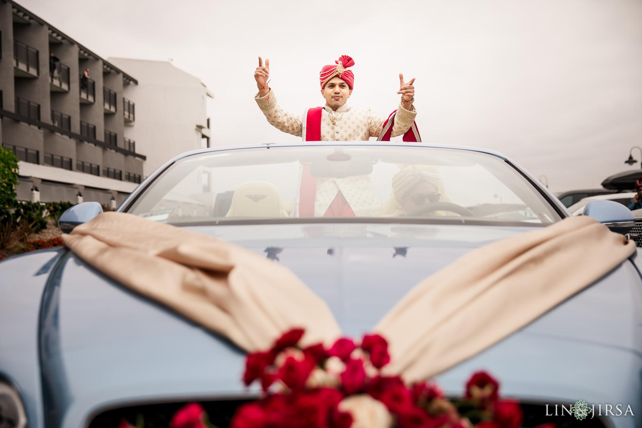 13 Loews Coronado Bay Resort San Diego Indian Wedding Photography
