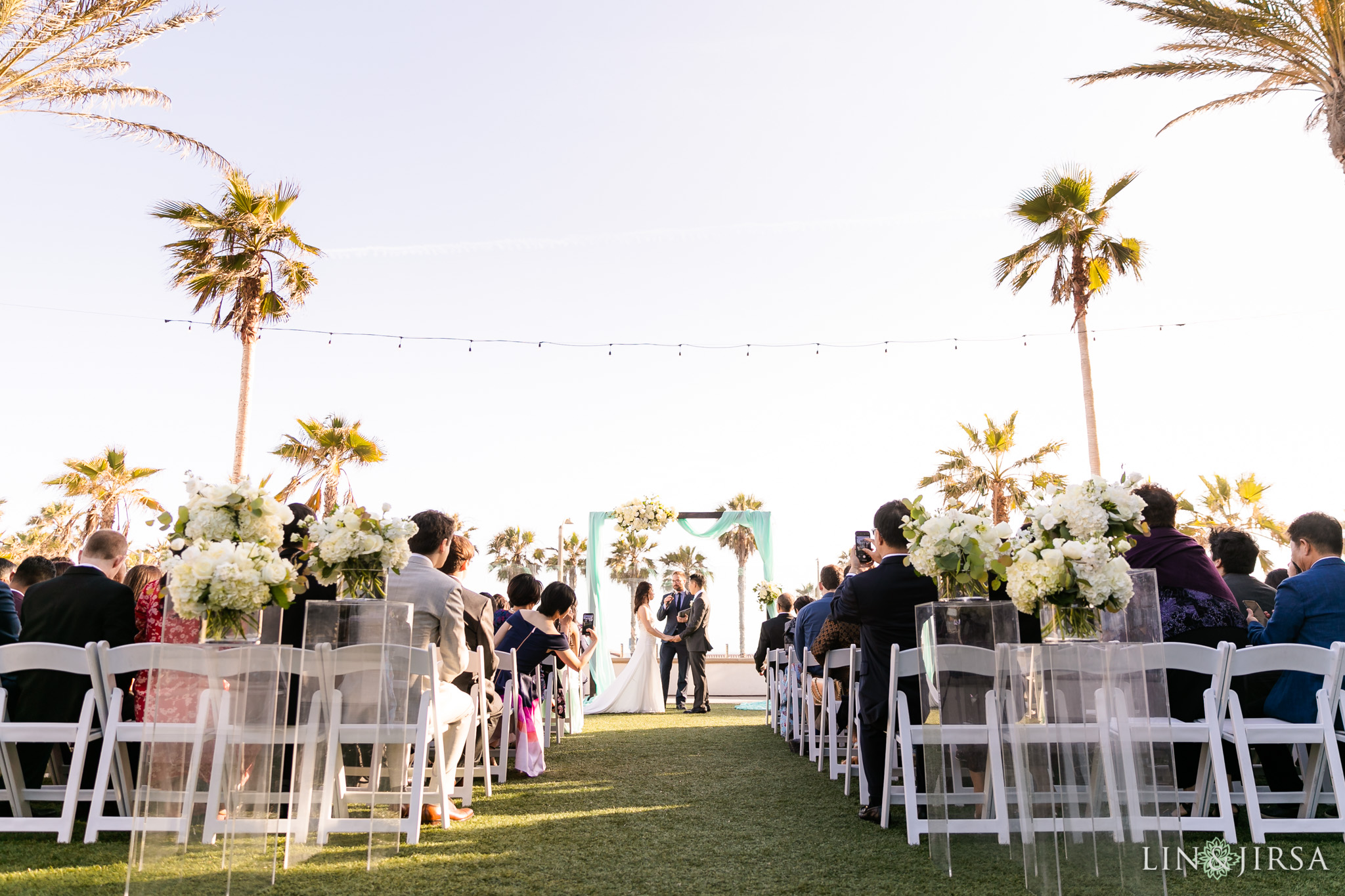 14 Hilton Waterfront Beach Resort Huntington Beach Wedding Photography