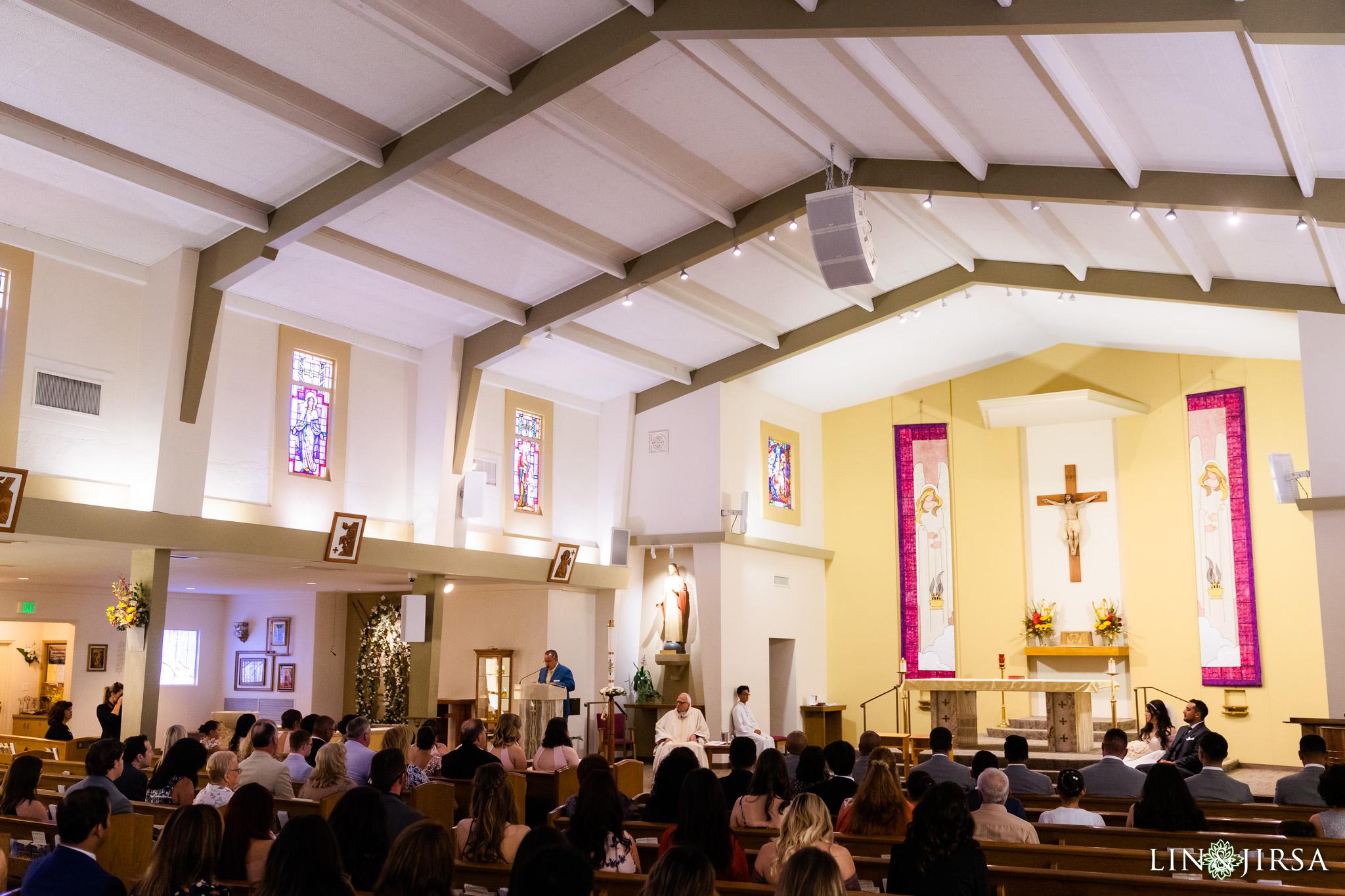 15 Saint Joseph Catholic Church Placentia Wedding Photography
