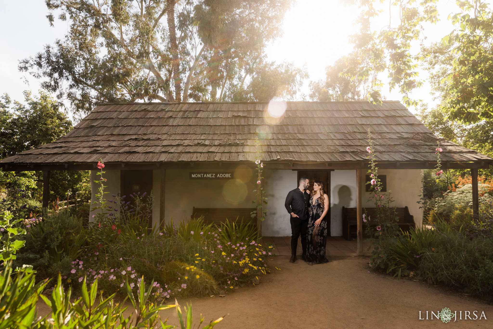 16 Los Rios District San Juan Capistrano Engagement Photography