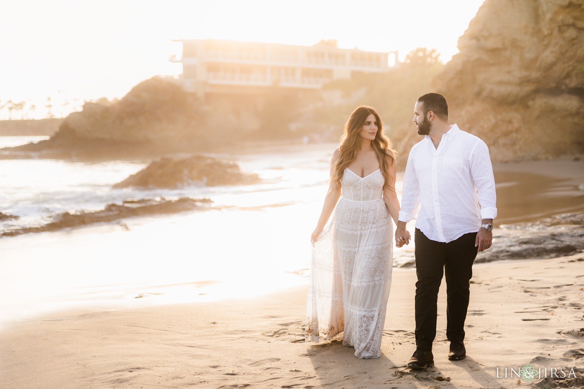 17 Heisler Beach Orange County Engagement Photography