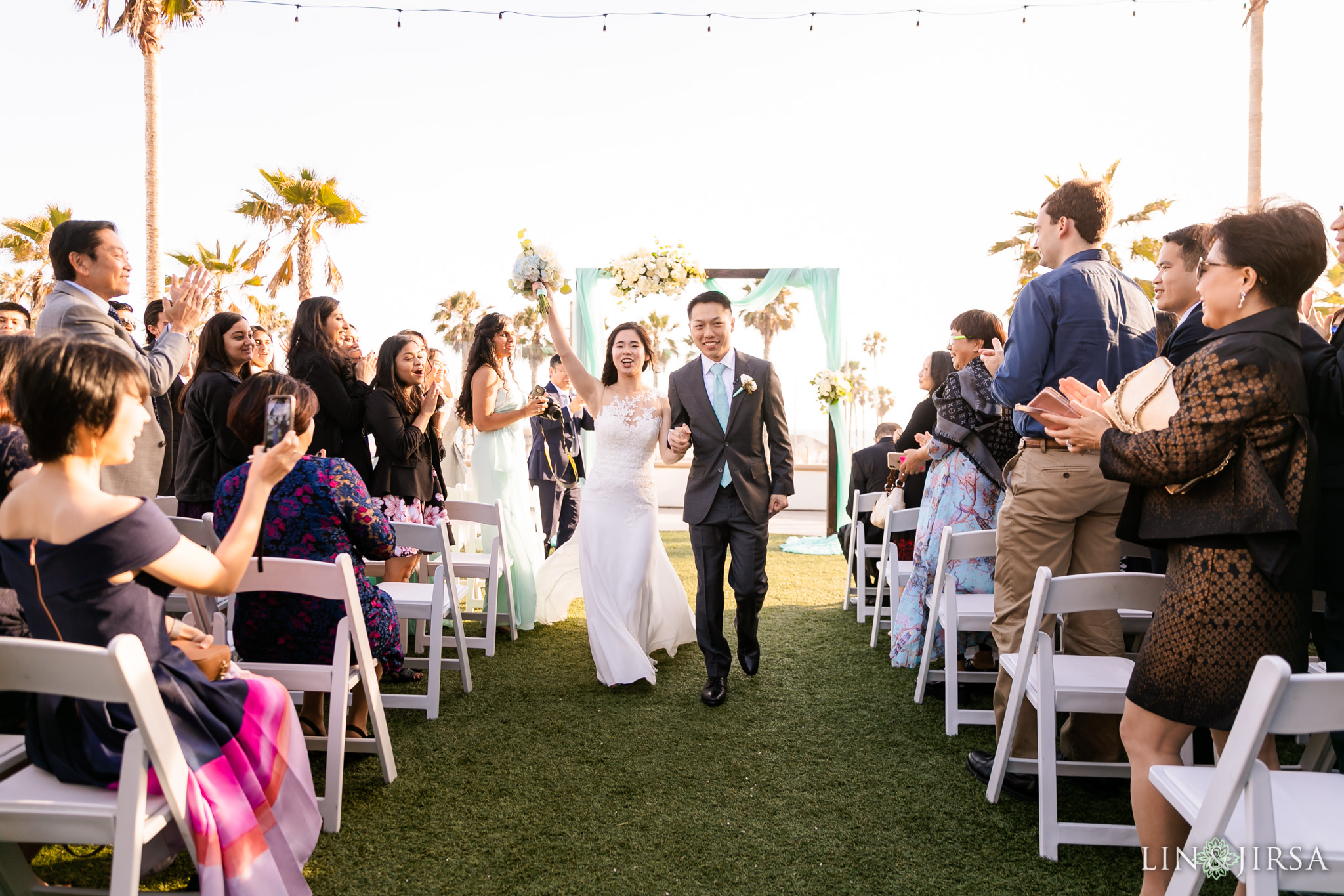 17 Hilton Waterfront Beach Resort Huntington Beach Wedding Photography