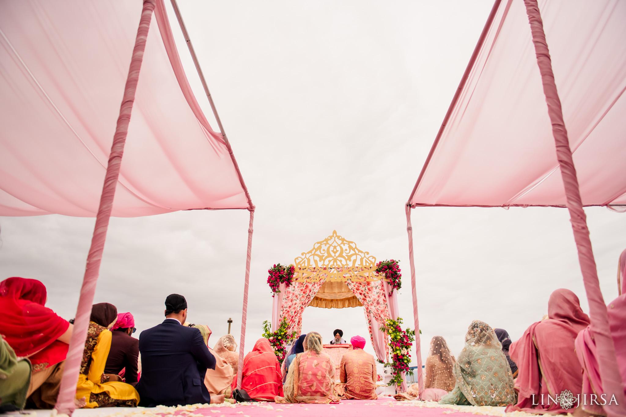 18 Coronado Resort and Spa San Diego Punjabi Wedding Photography