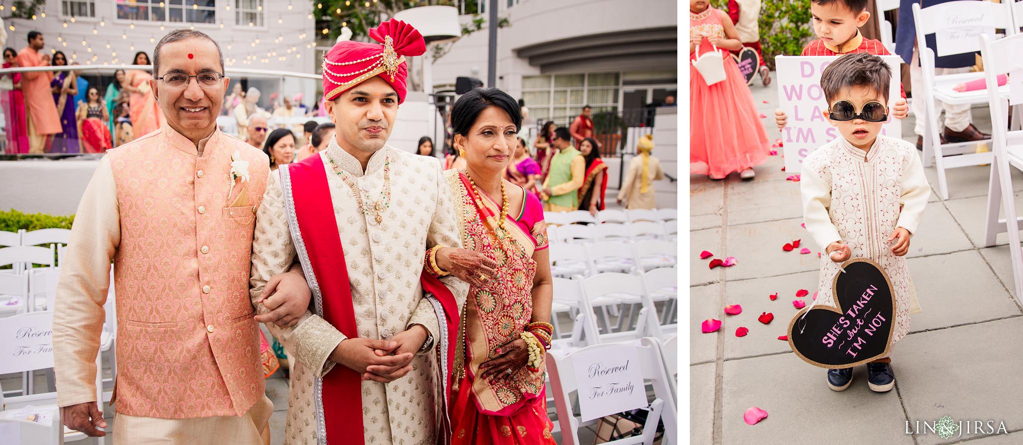 18 Loews Coronado Bay Resort San Diego Indian Wedding Photography