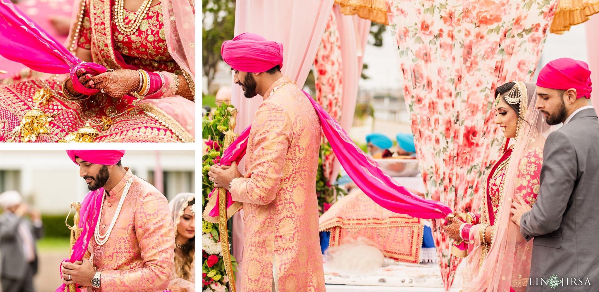 19 Coronado Resort and Spa San Diego Punjabi Wedding Photography