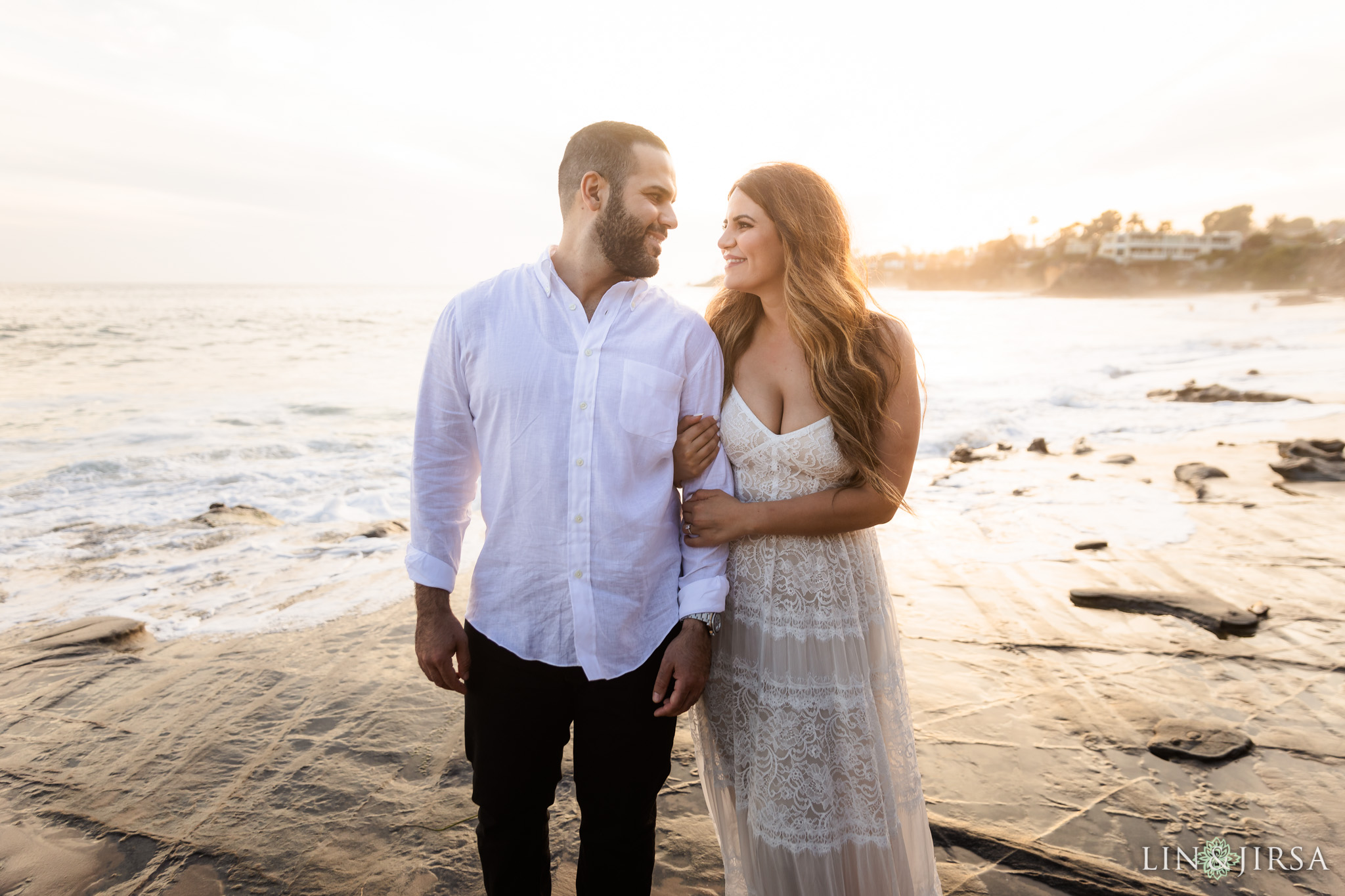 20 Heisler Beach Orange County Engagement Photography