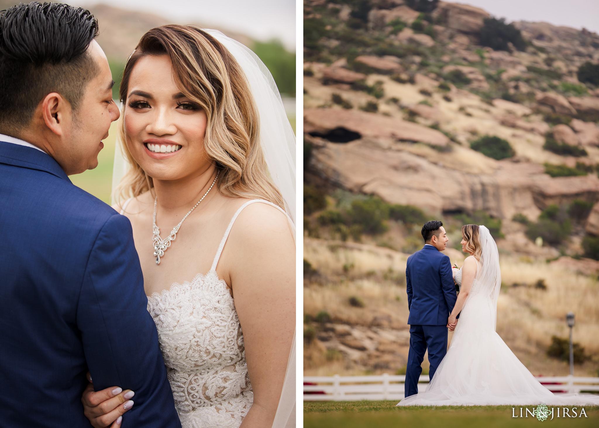 20 Hummingbird Nest Ranch Santa Susana Wedding Photography