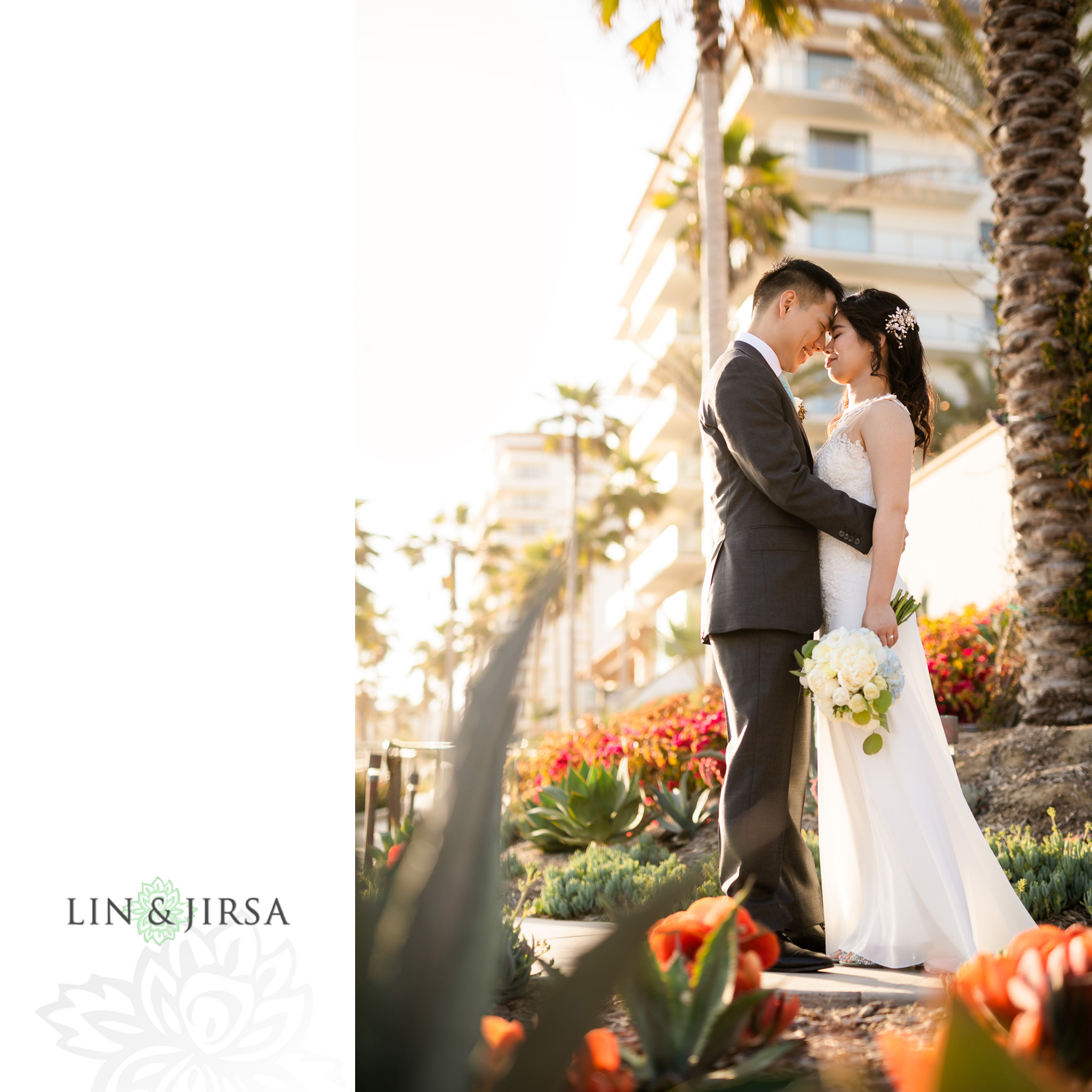 21 Hilton Waterfront Beach Resort Huntington Beach Wedding Photography